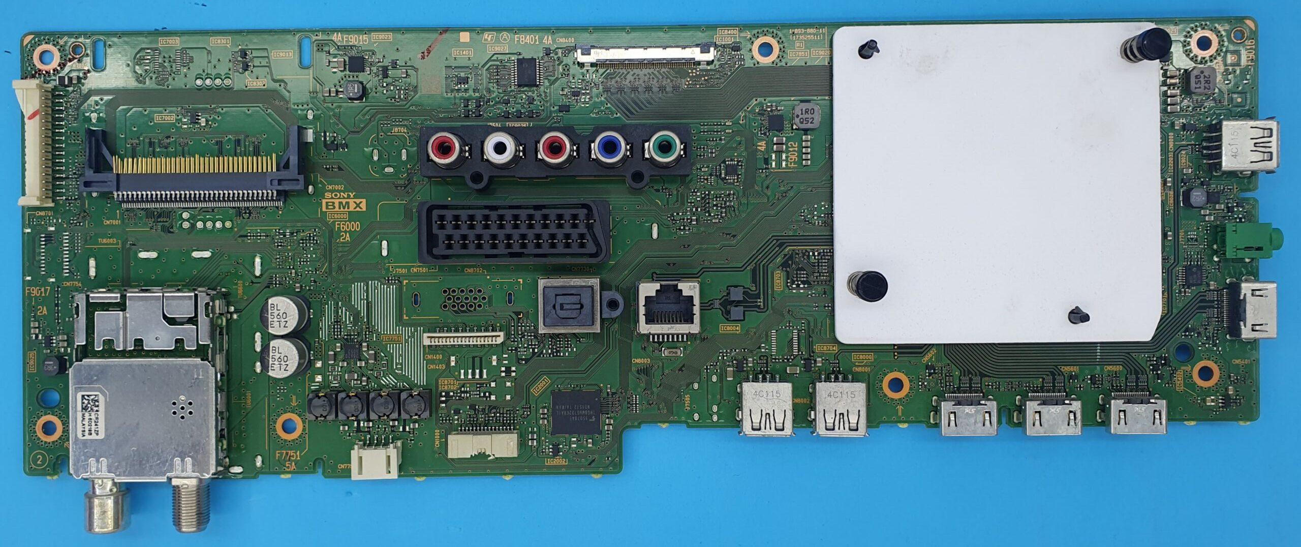 Sony Main Board , KDL-50W805 , 1-893-880-11 Ana Kart