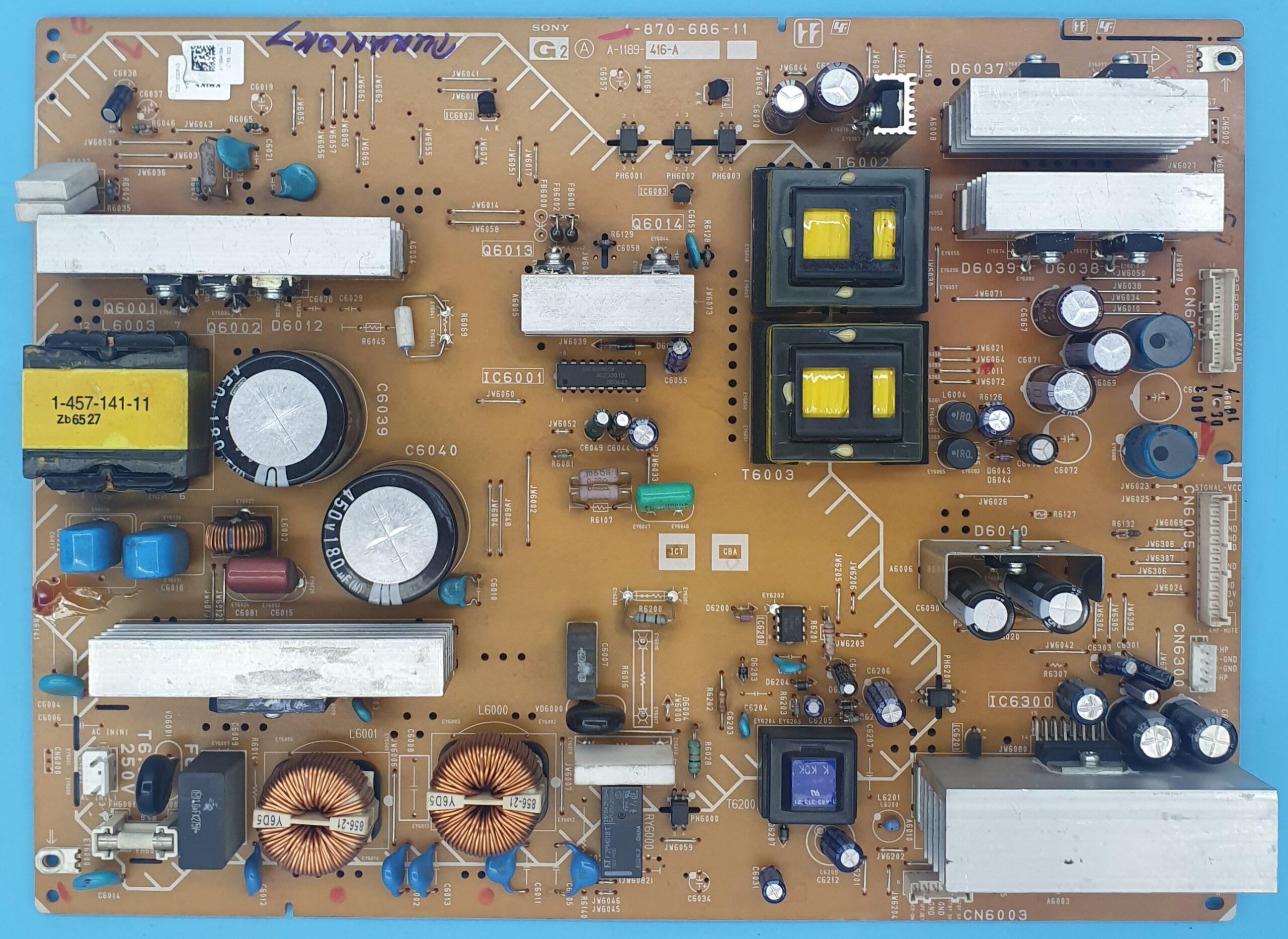 1-870-686-11 Sony Power (KDV DAHİL = 150 TL)