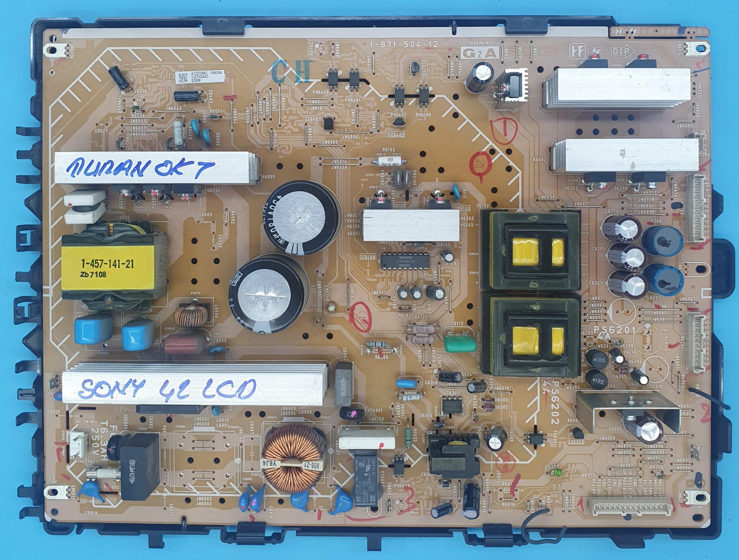 1-871-504-12 Sony Power (KDV DAHİL = 150 TL)