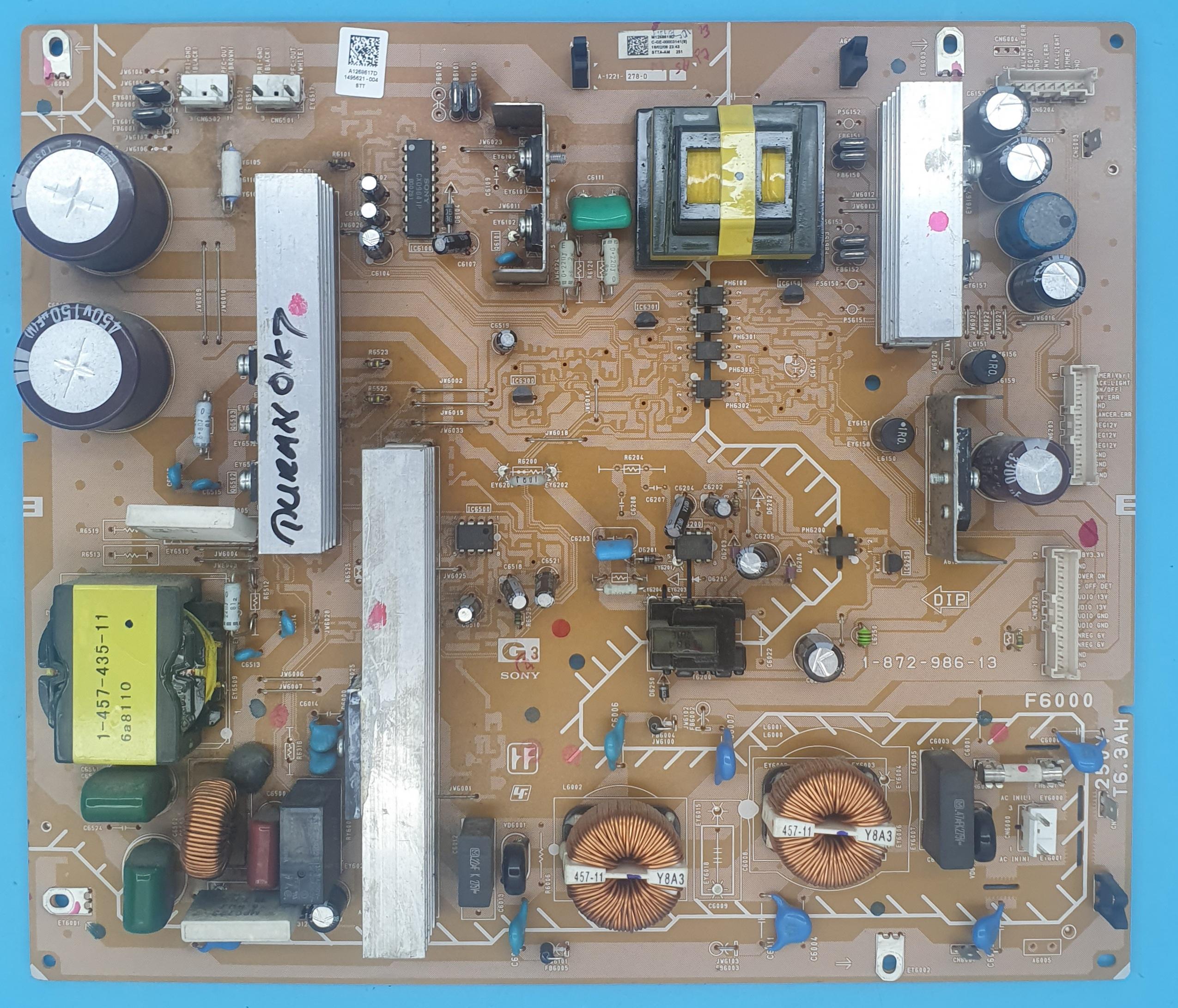 1-872-986-13 Sony Power (KDV DAHİL = 100 TL)