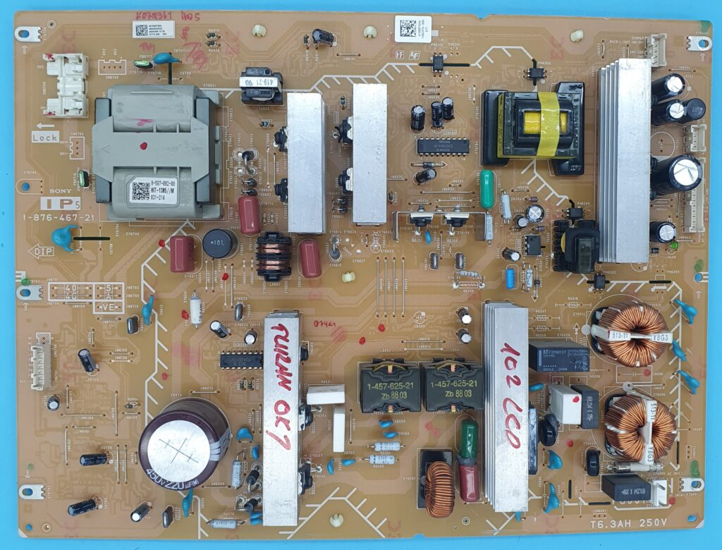 1-876-467-21 SONY Power