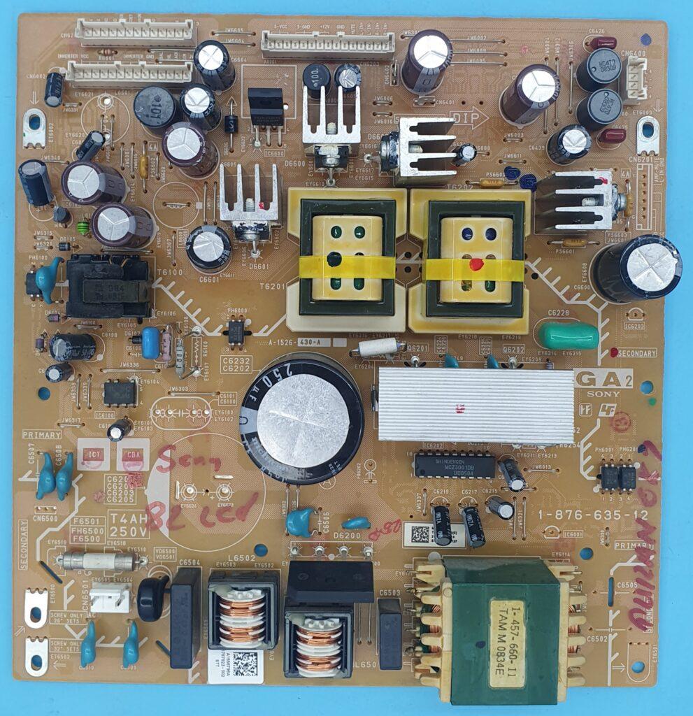 1-876-635-12 SONY Power