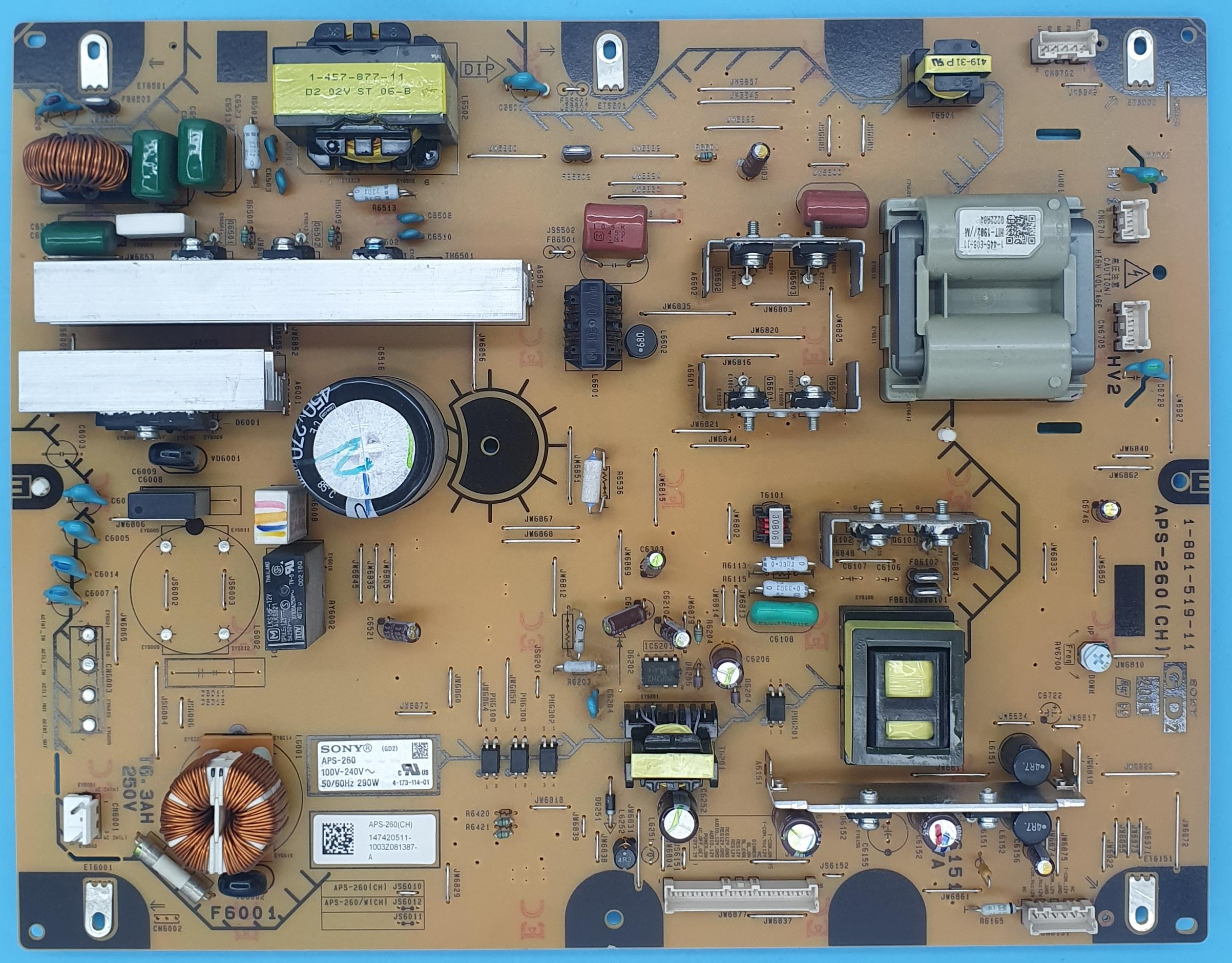 1-881-519-11 Sony Power (KDV DAHİL = 150 TL)
