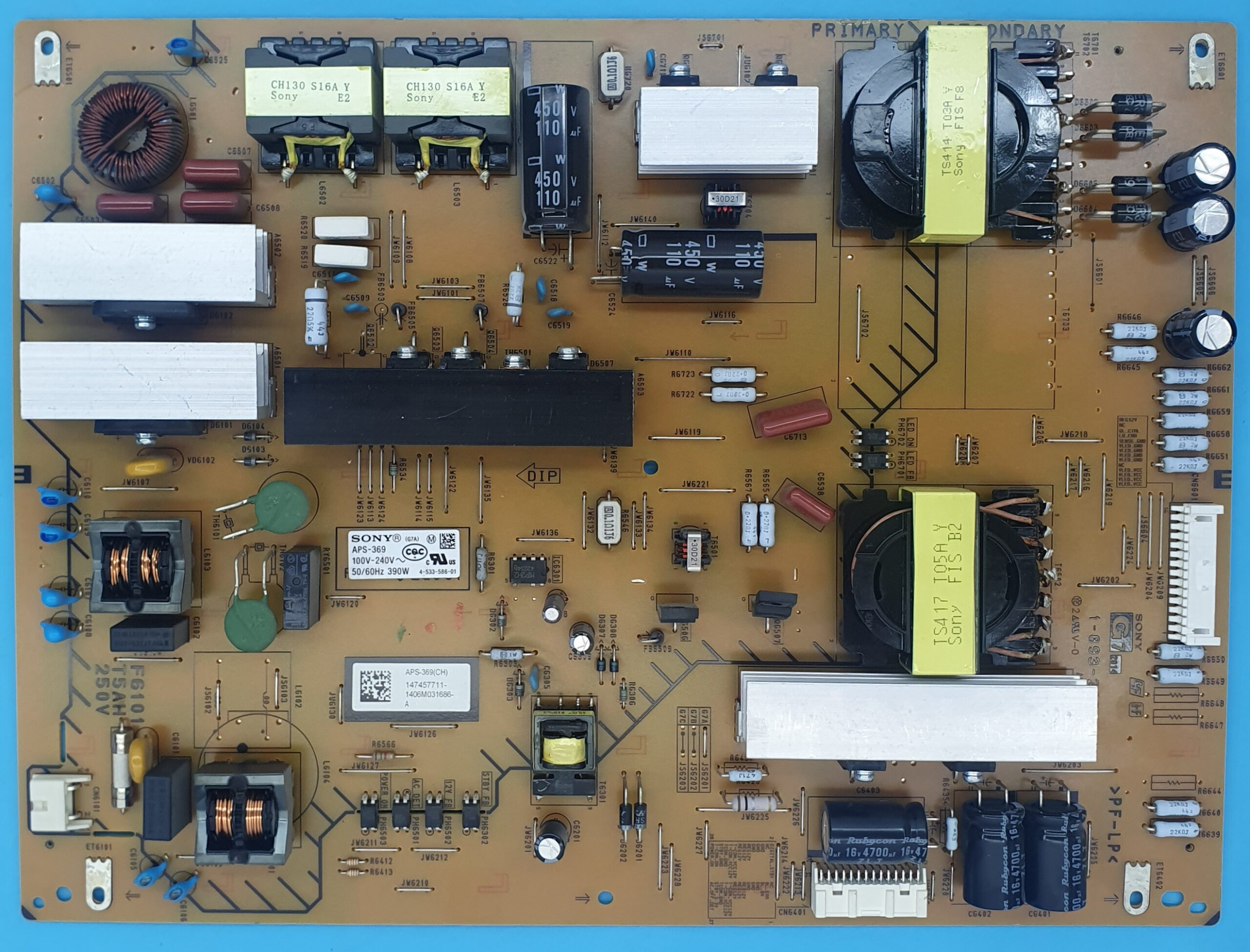 1-893-297-11 Sony Power (KDV DAHİL = 300 TL)