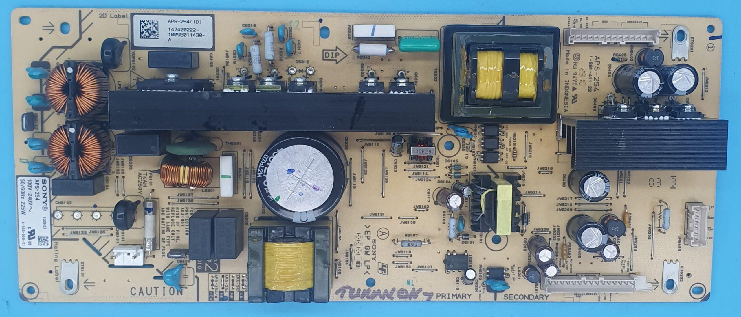APS-254,147420222 Sony Power (KDV DAHİL = 130 TL)