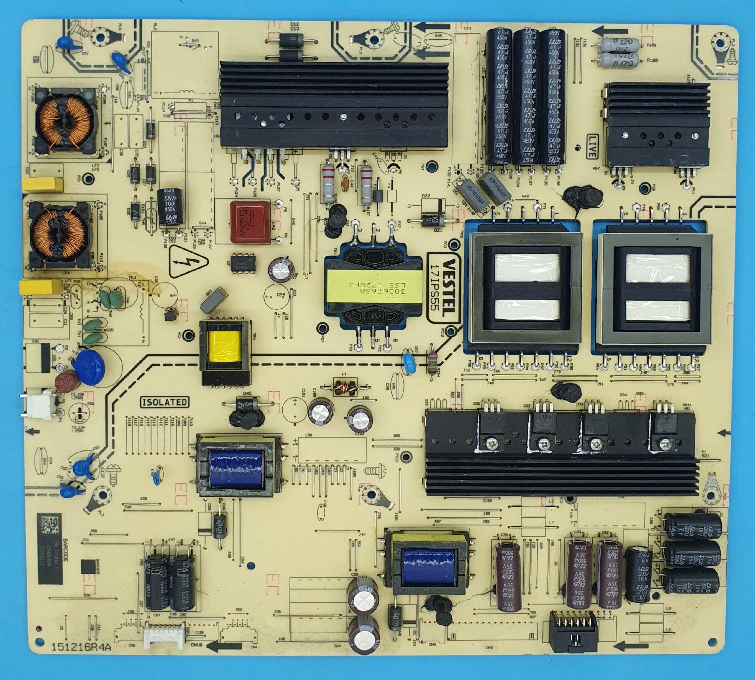 17IPS55 Vestel Power (KDV DAHİL = 450 TL)