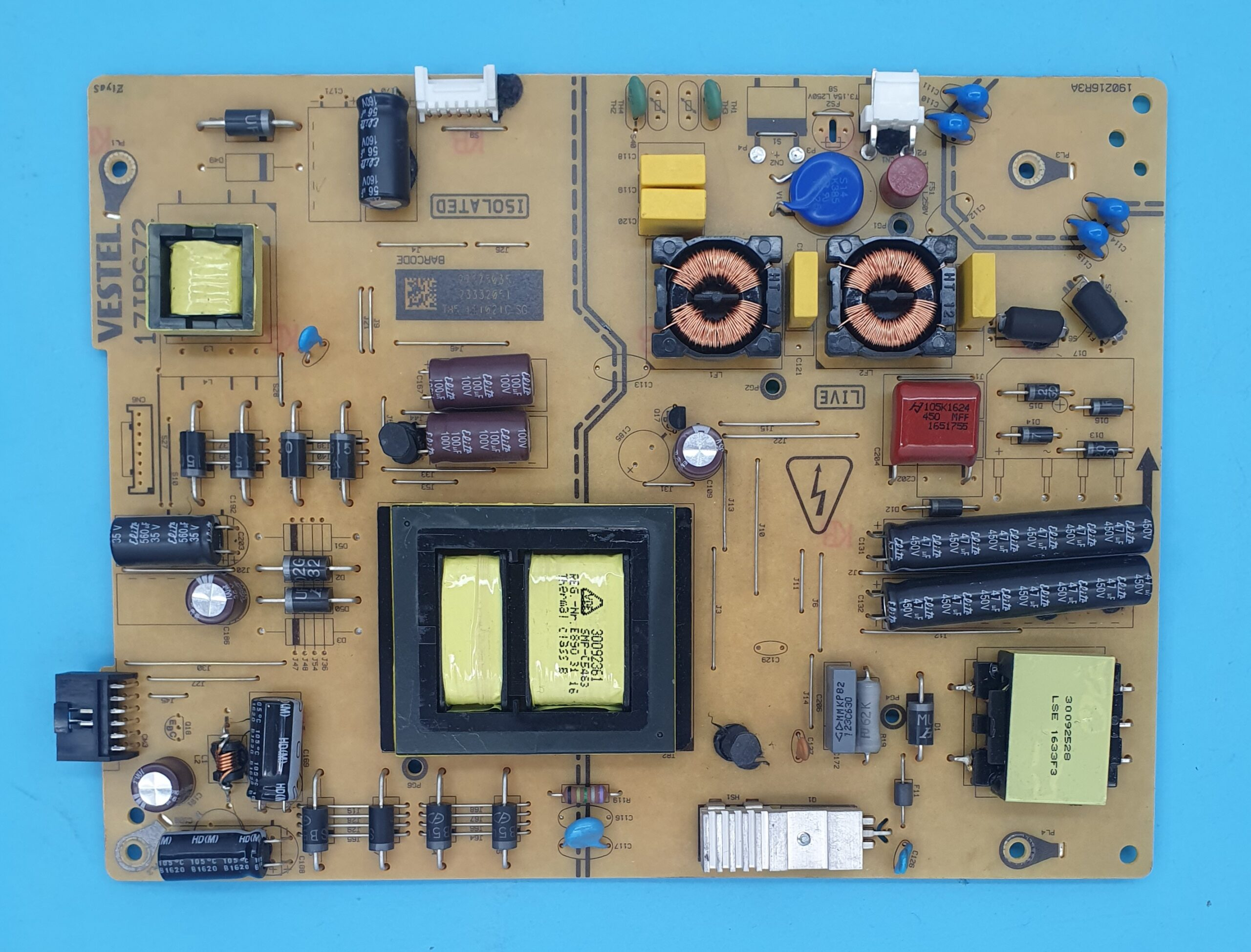 17IPS72,23332051 Vestel Power (KDV DAHİL 150 TL)