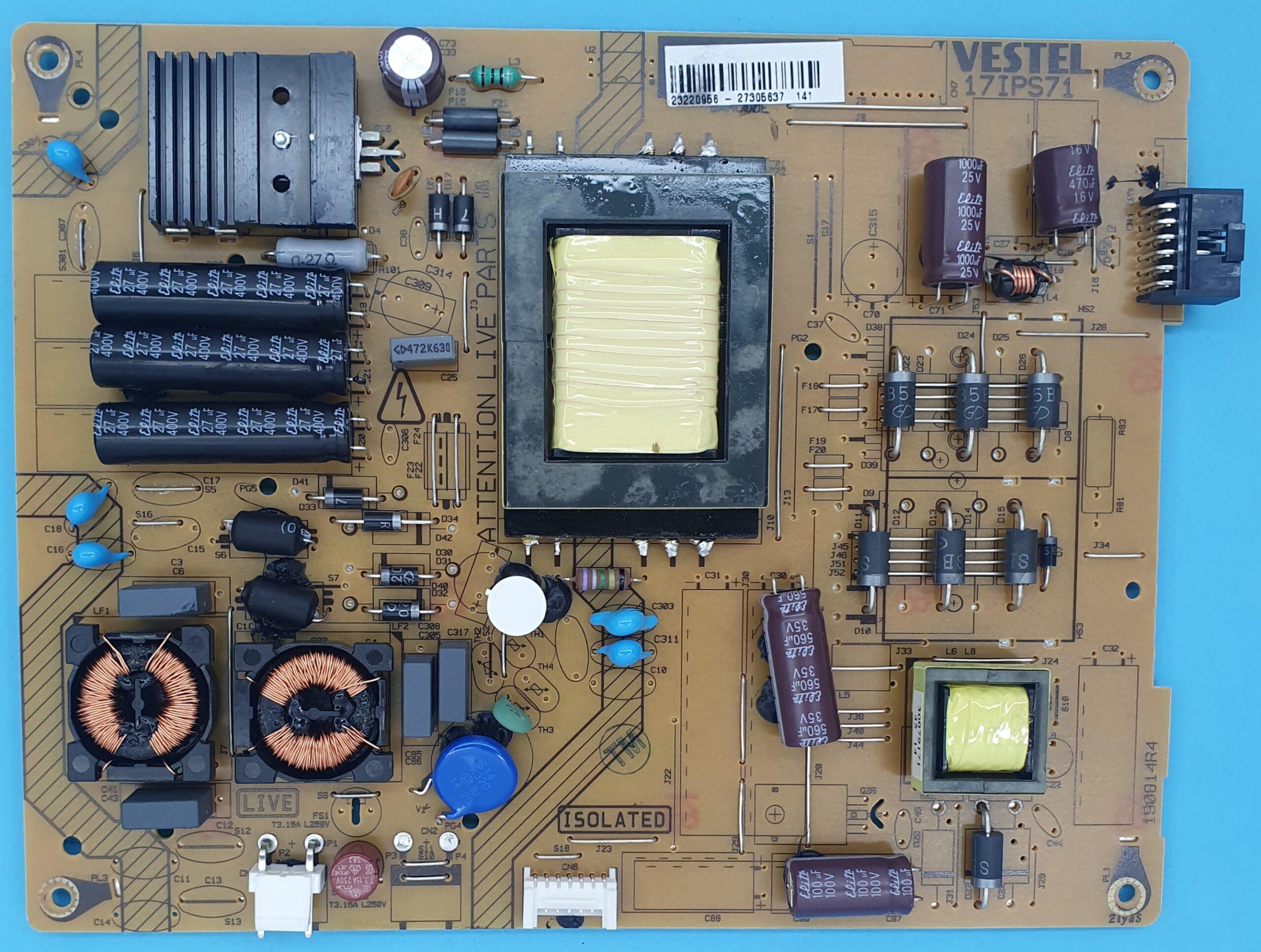 17IPS71,23220956 Vestel Power (KDV DAHİL = 150 TL)