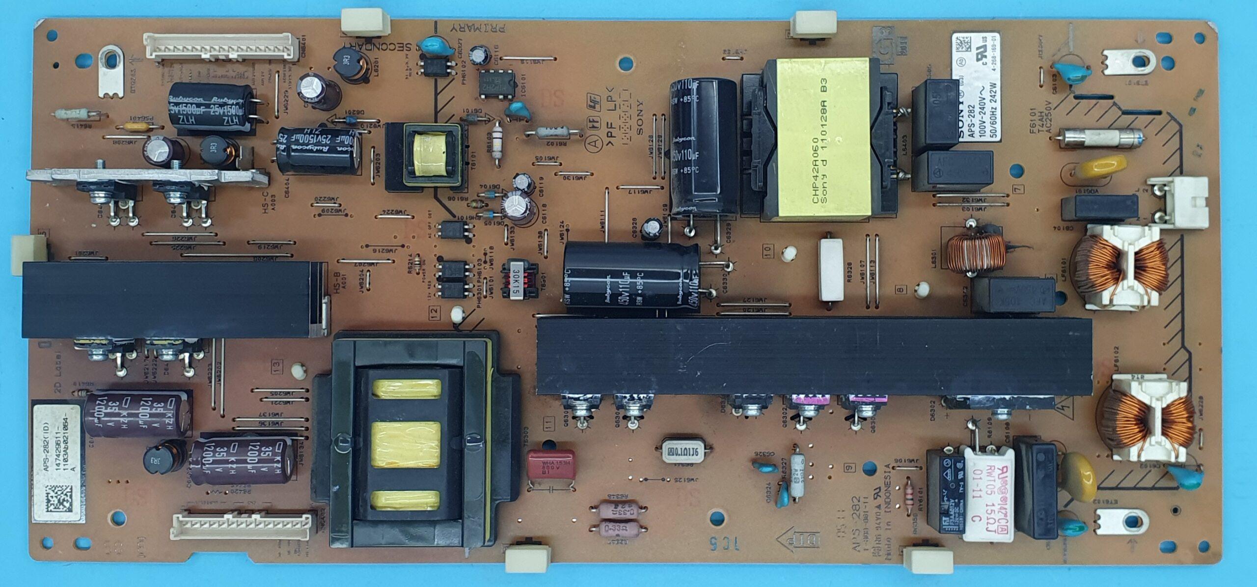 APS-282,1-883-861-11 Sony Power (KDV DAHİL = 150 TL)