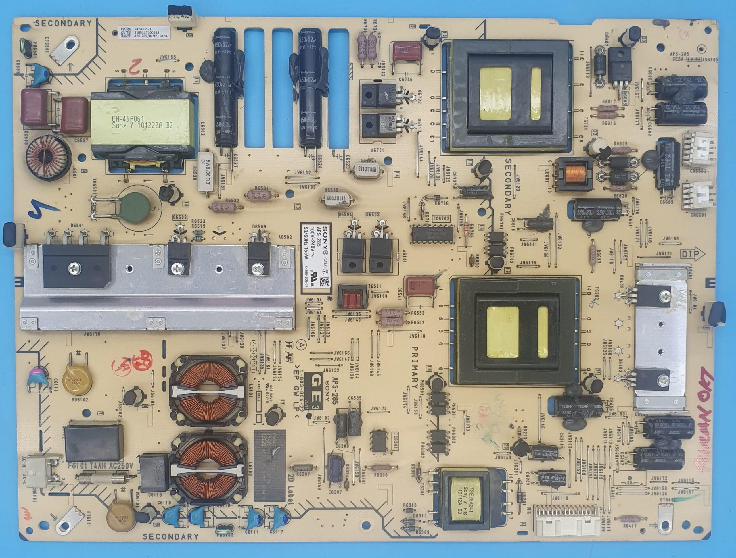 APS-285 Sony Power (KDV DAHİL = 200 TL)
