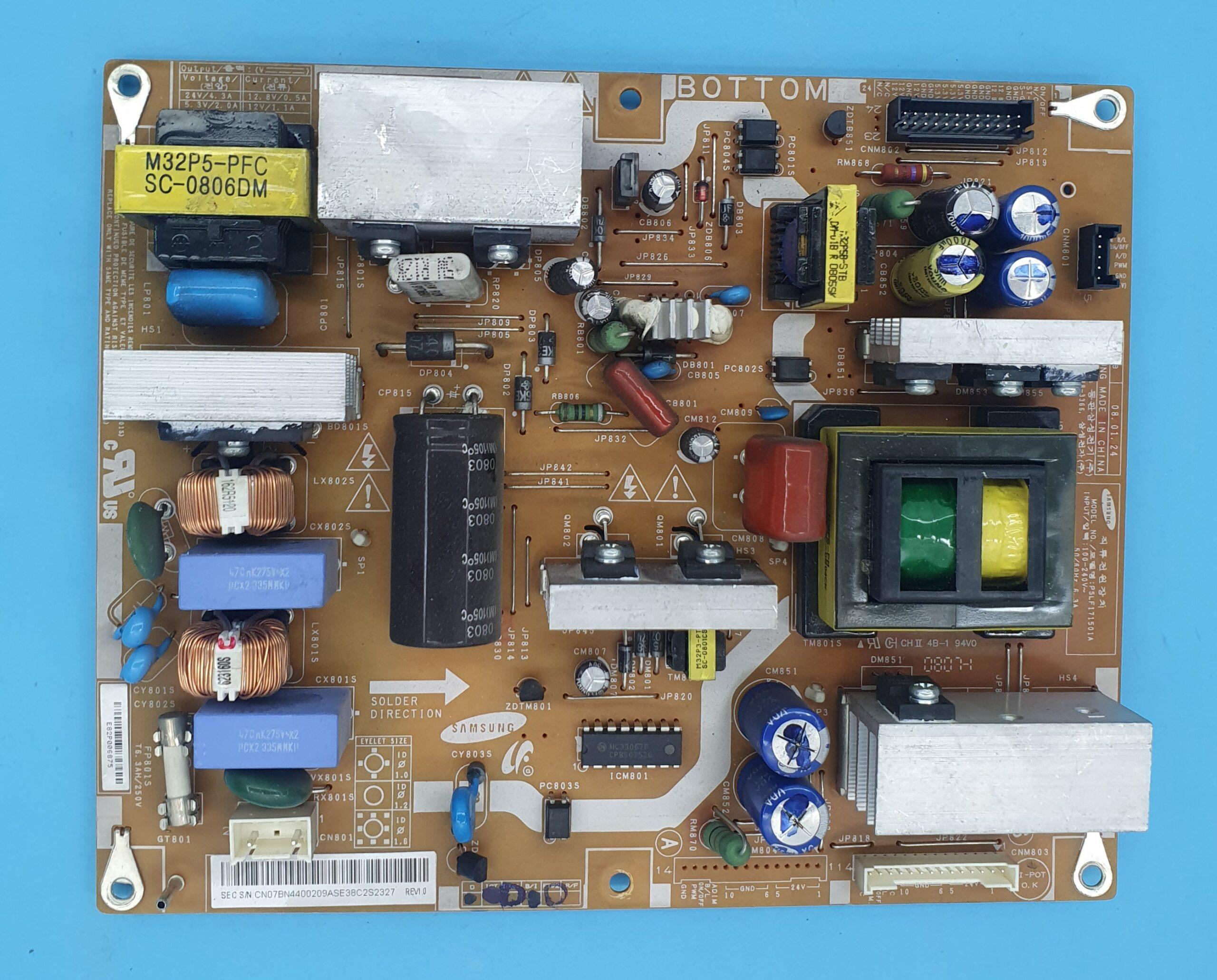 BN44-00209A Samsung Power (KDV DAHİL = 150 TL)