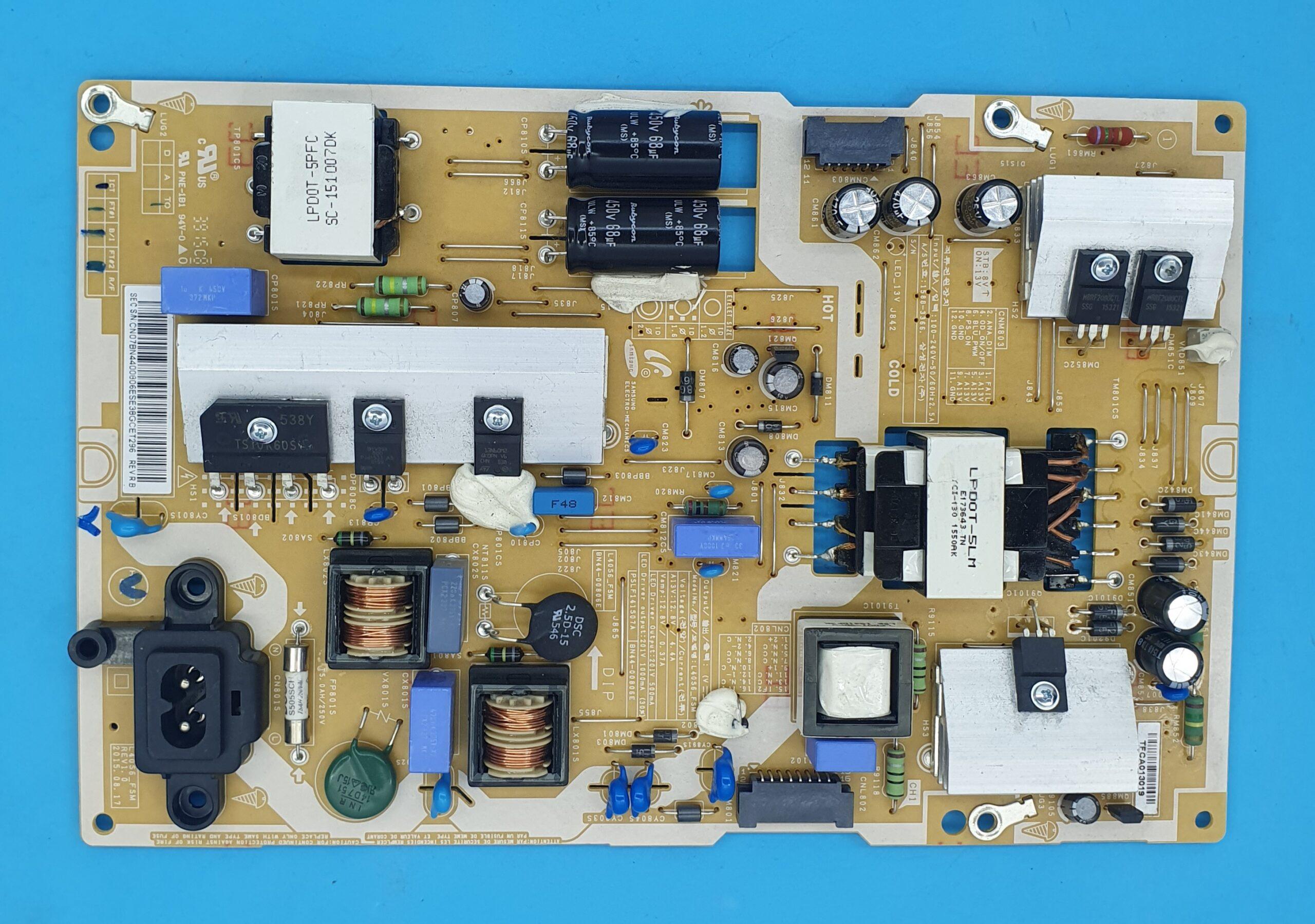 L40S6_FSM , BN44-00806E Samsung Power (KDV DAHİL = 180 TL)