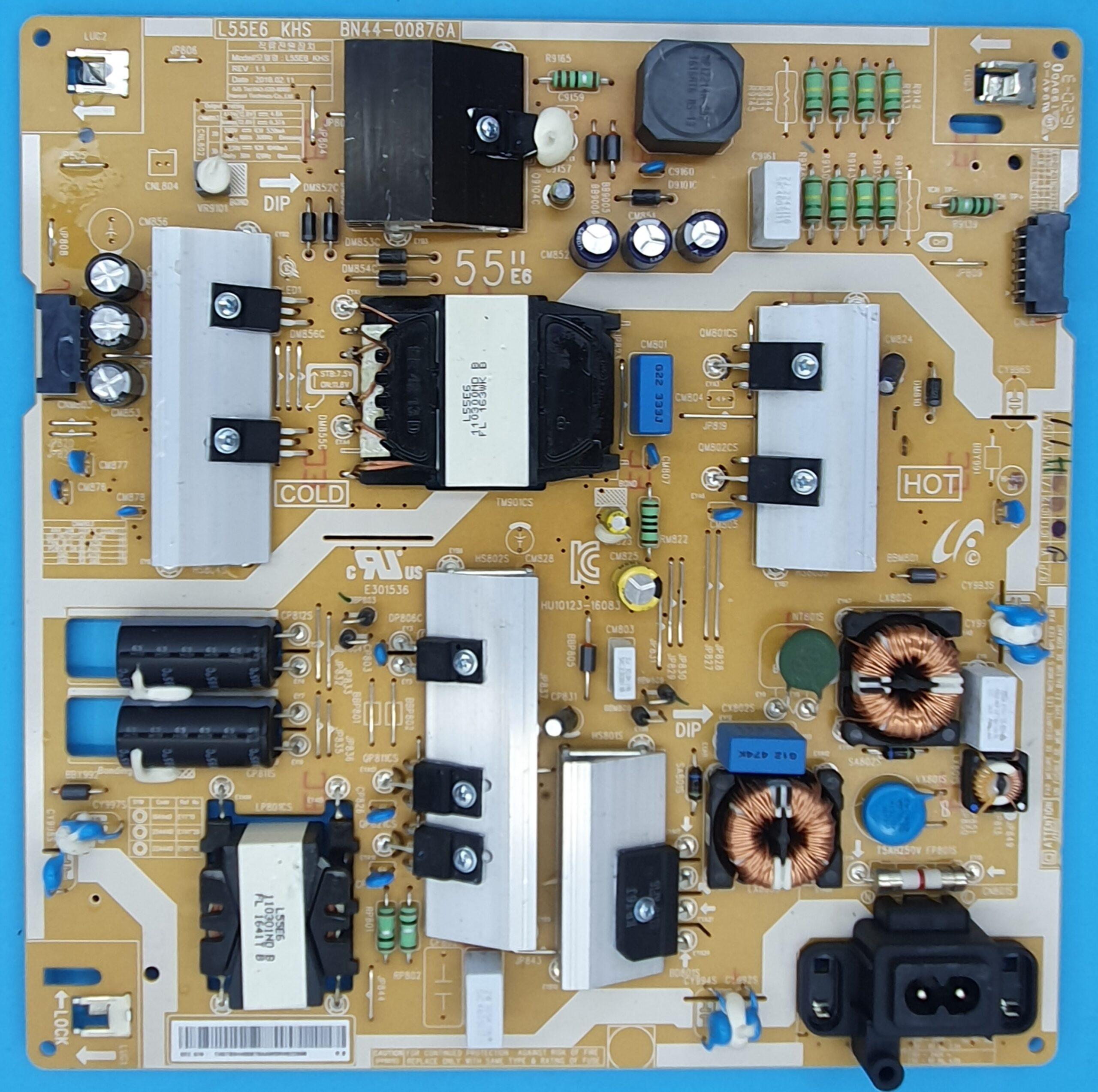 BN44-00876A Samsung Power (KDV DAHİL = 400 TL)