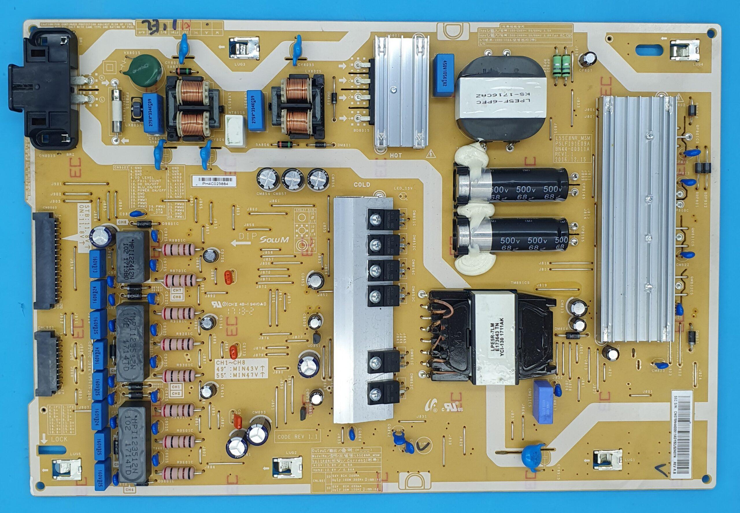 BN44-00911A Samsung Power (KDV DAHİL = 300 TL)