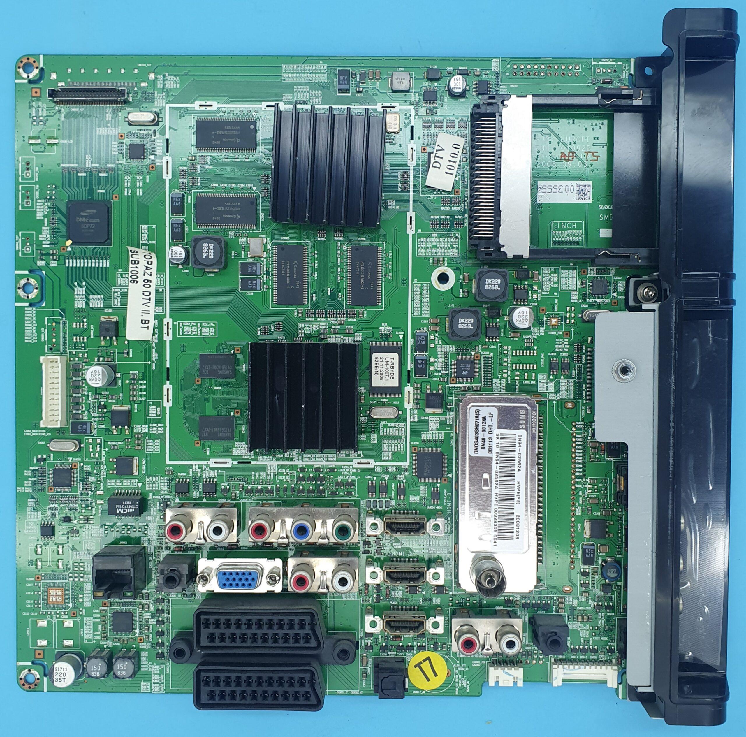 BN94-02662A Samsung Anakart (KDV DAHİL = 350 TL)