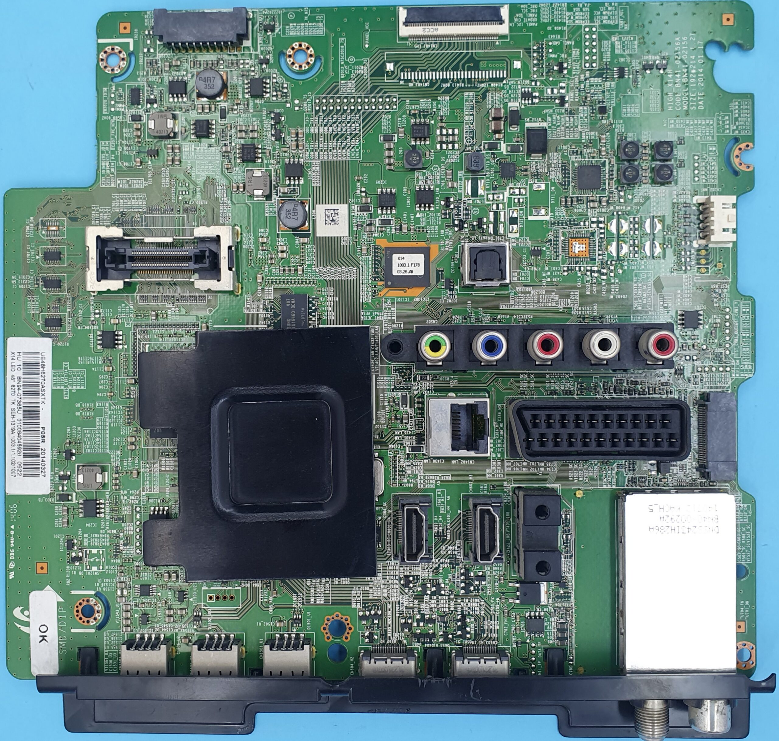 BN94-07385U Samsung Anakart (KDV DAHİL = 400 TL)