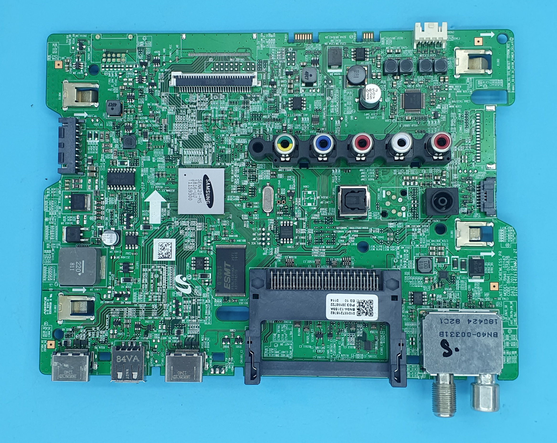 BN94-13159A , BN40-00331B Samsung Anakart (KDV DAHİL = 300 TL)