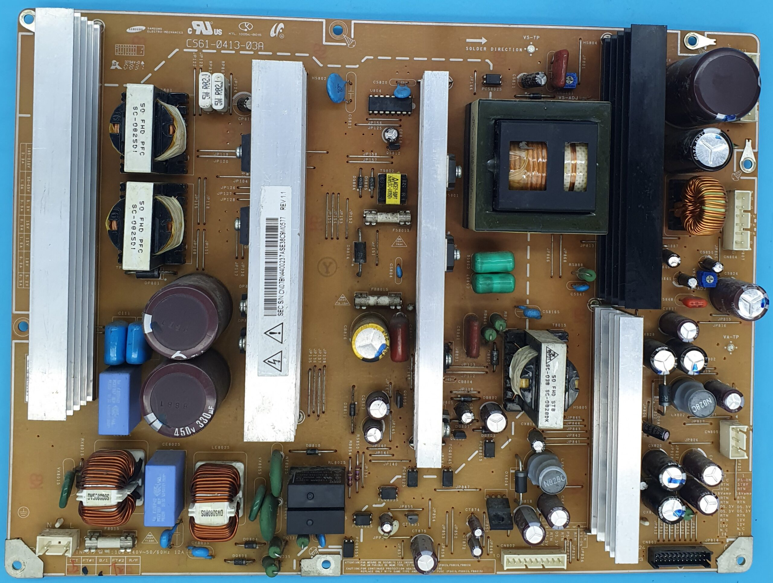 BN44-00237A Samsung Power (KDV DAHİL = 150 TL)