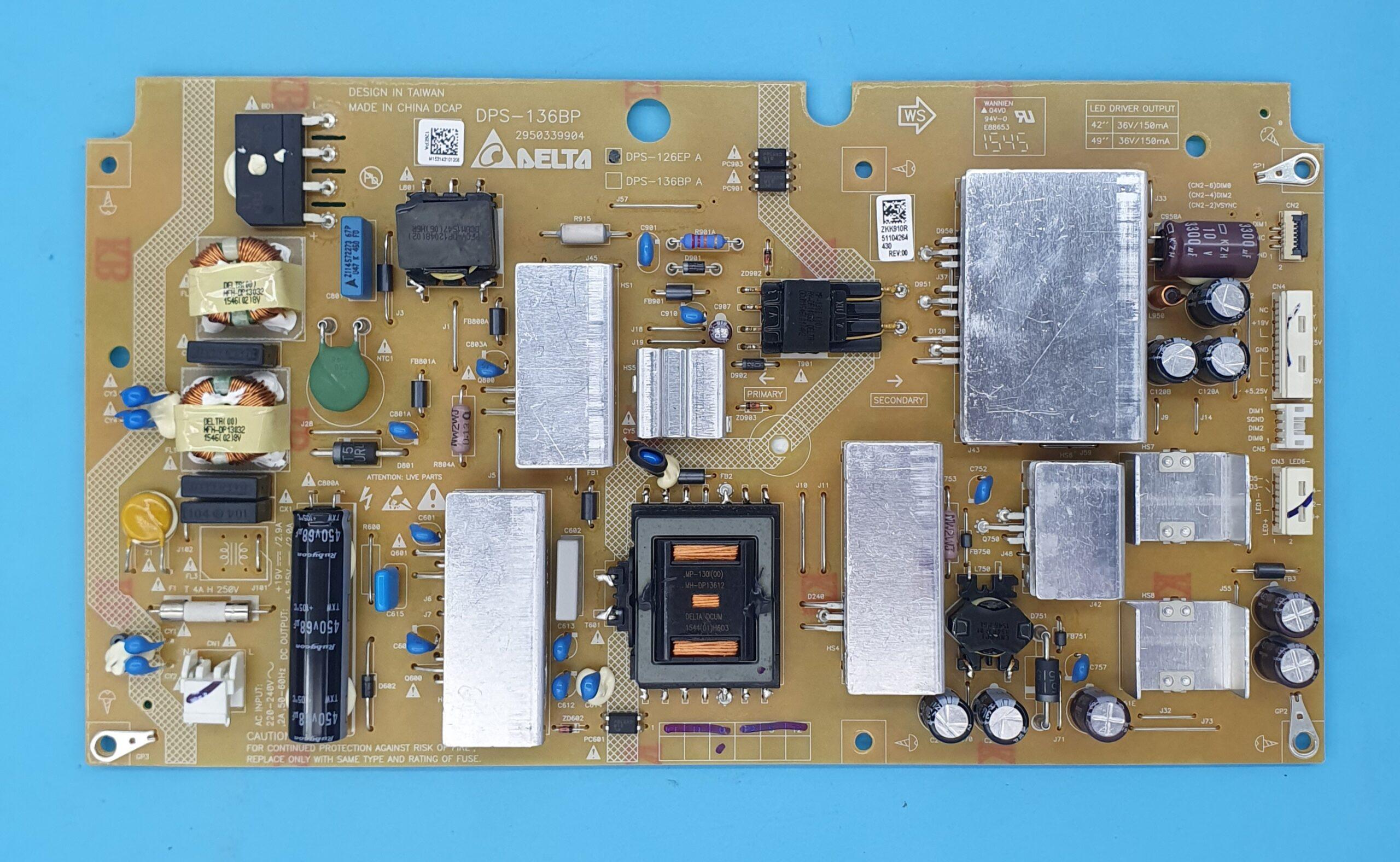 DPS-136BP , 2950339904 Arçelik Power (KDV DAHİL 150 TL)
