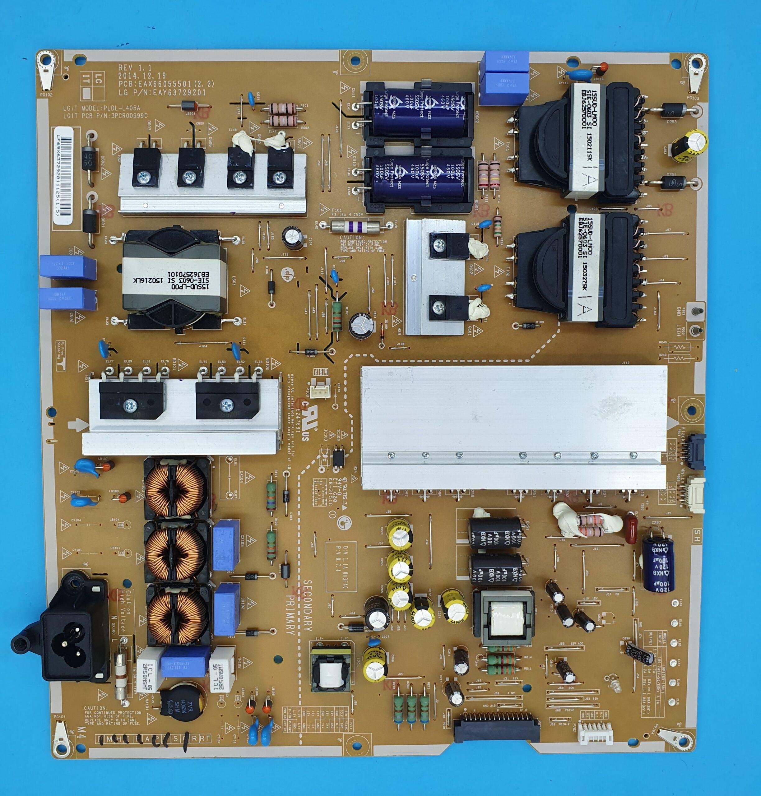 EAX66055501(2.2) LG Power (KDV DAHİL = 300 TL)