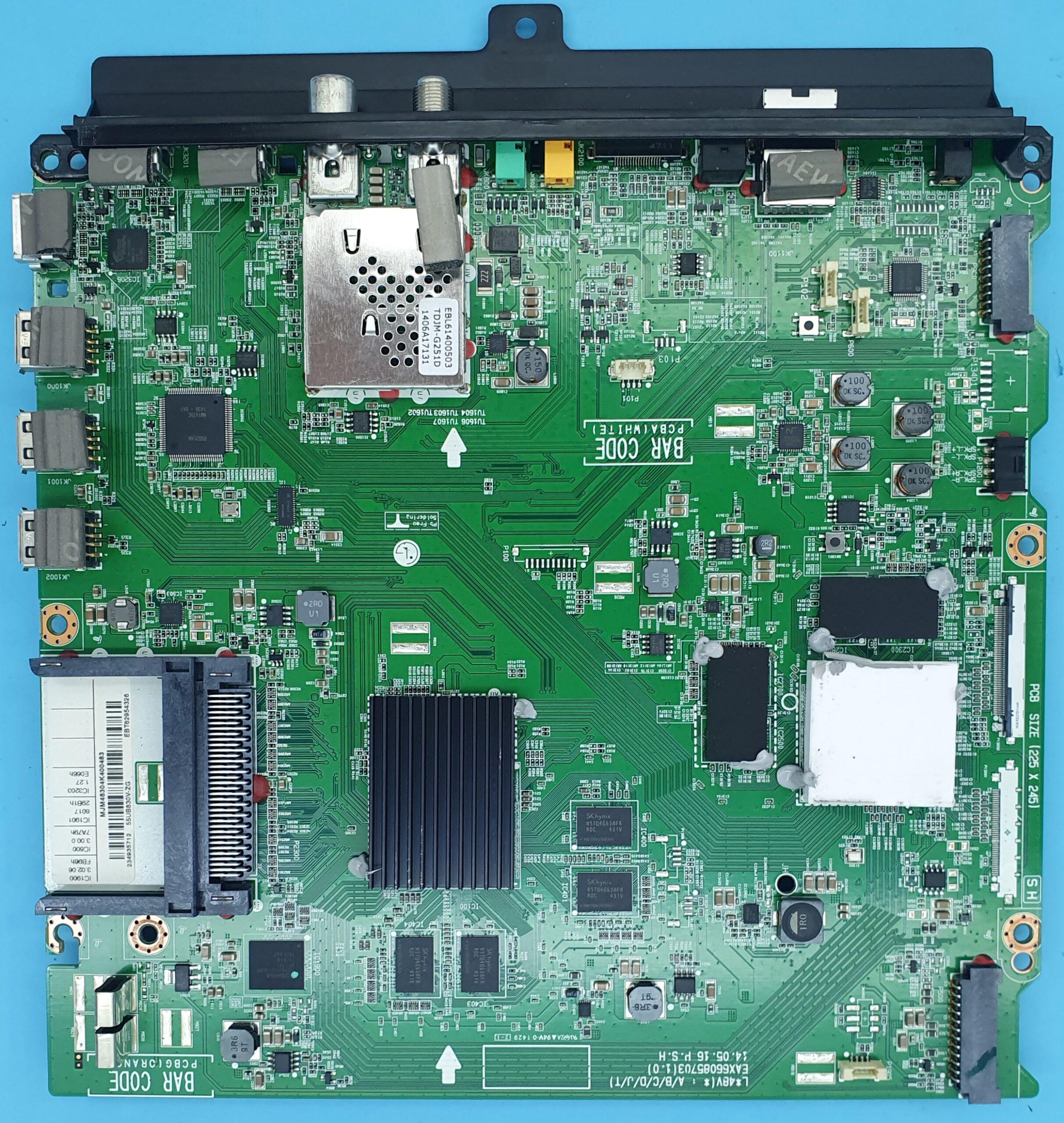 EAX66085703(1.0) LG Anakart (KDV DAHİL = 450 TL)