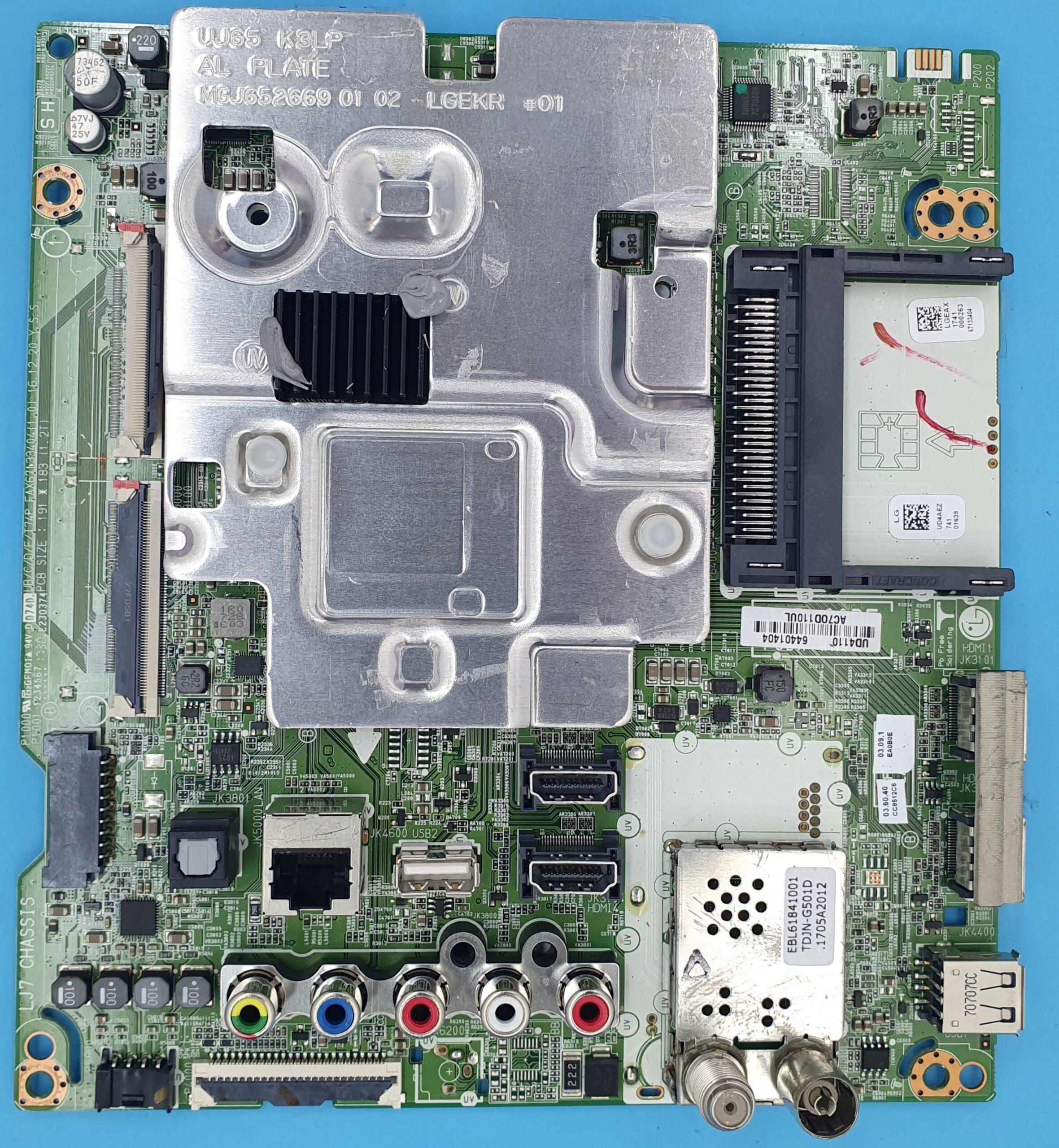 EAX67133404(1.0) LG Anakart (KDV DAHİL = 450 TL)