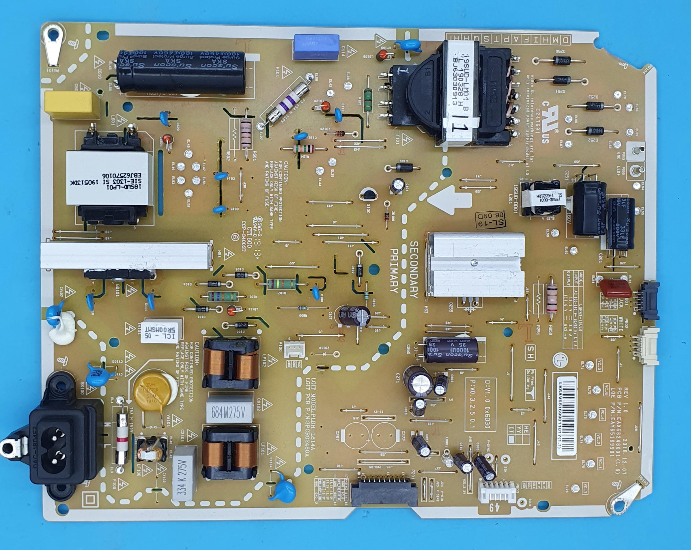 EAX6824001(1.9) LG Power (KDV DAHİL = 300 TL)