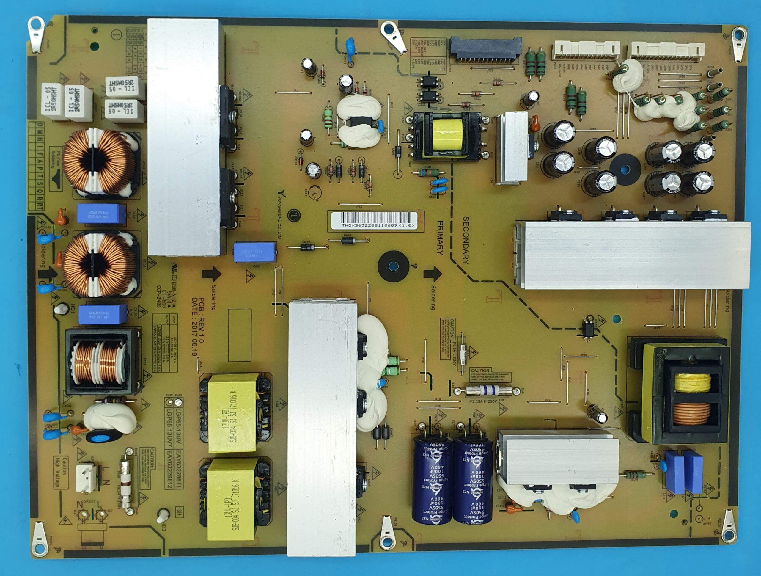 LGP55-13UV,EAY63228811 LG Power (KDV DAHİL = 200 TL)
