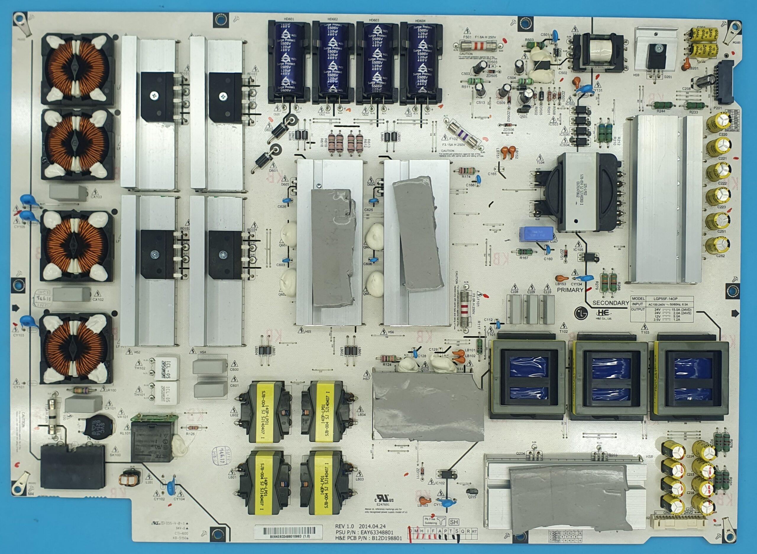 EAY63348801 LG POWER (KDV DAHİL = 400 TL)