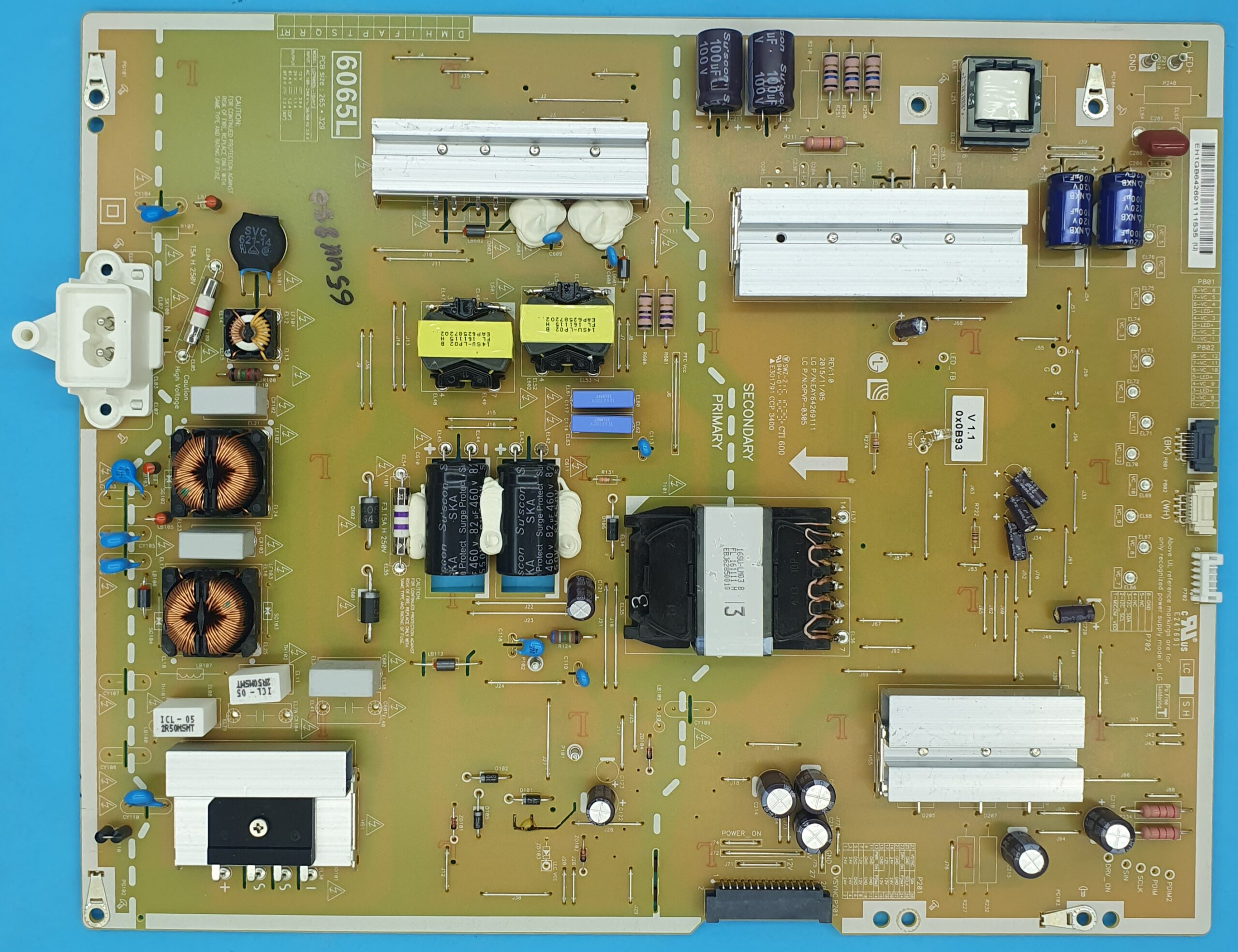 EAY64269111 LG Power (KDV DAHİL = 300 TL)