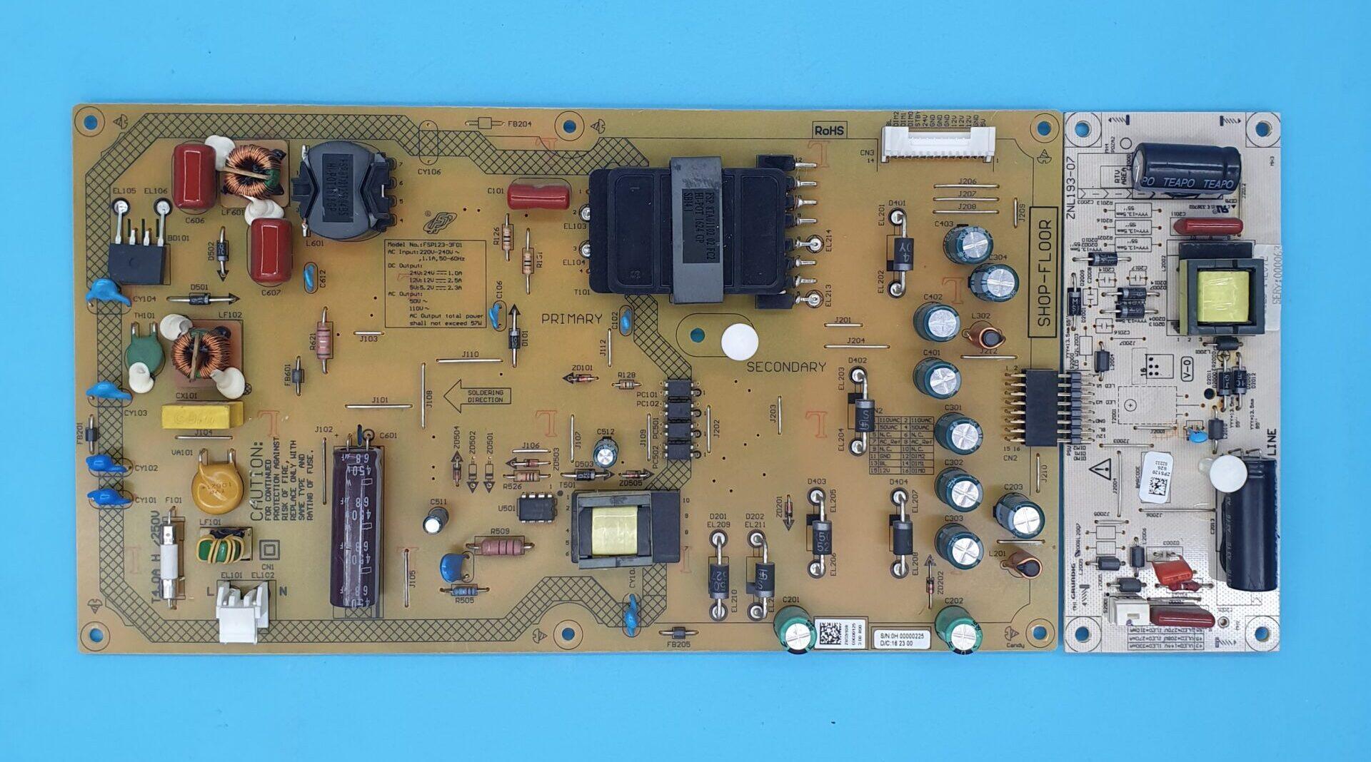 FSP123-3F01 ARÇELİK POWER