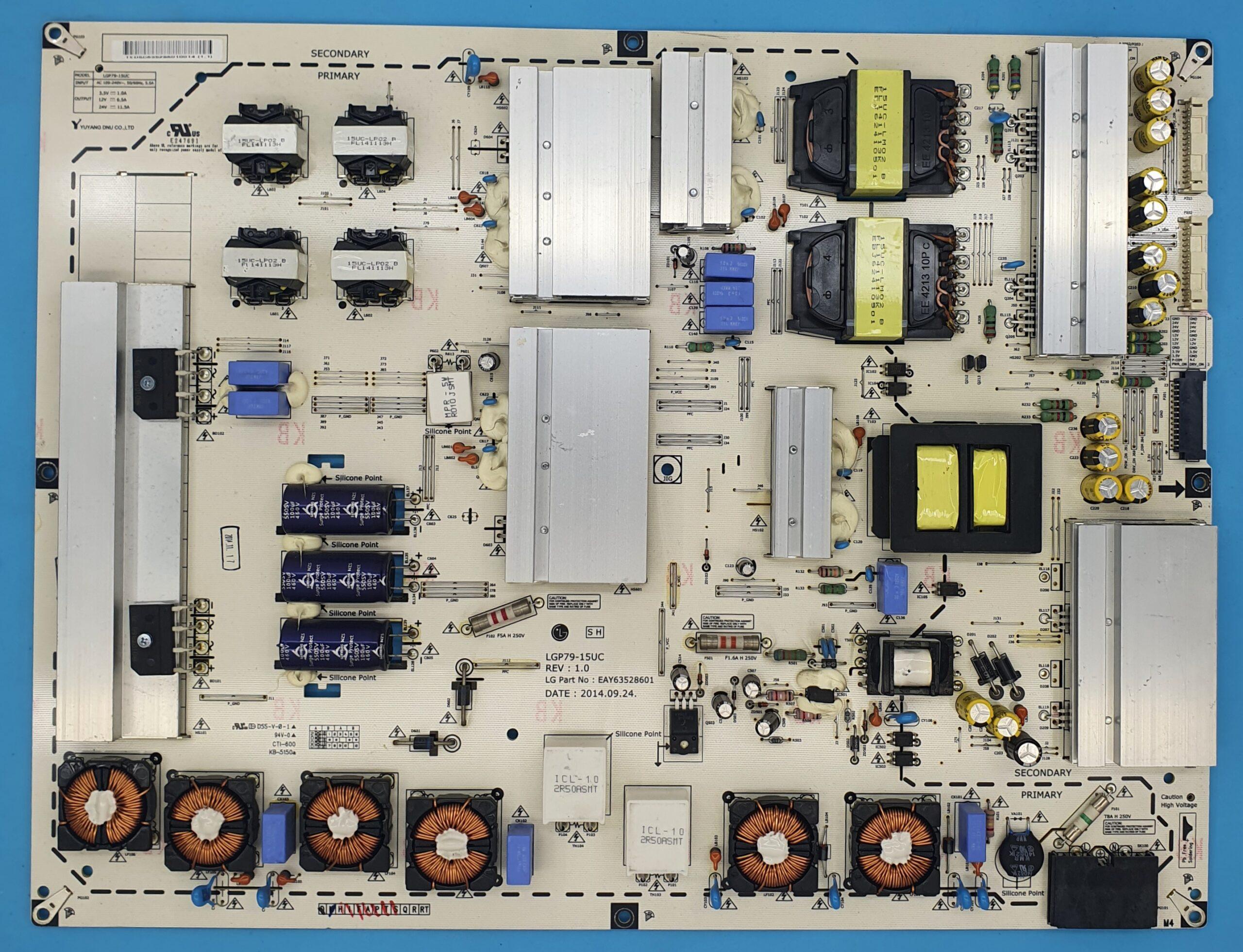 LGP79-15UC LG Power (KDV DAHİL = 750 TL)