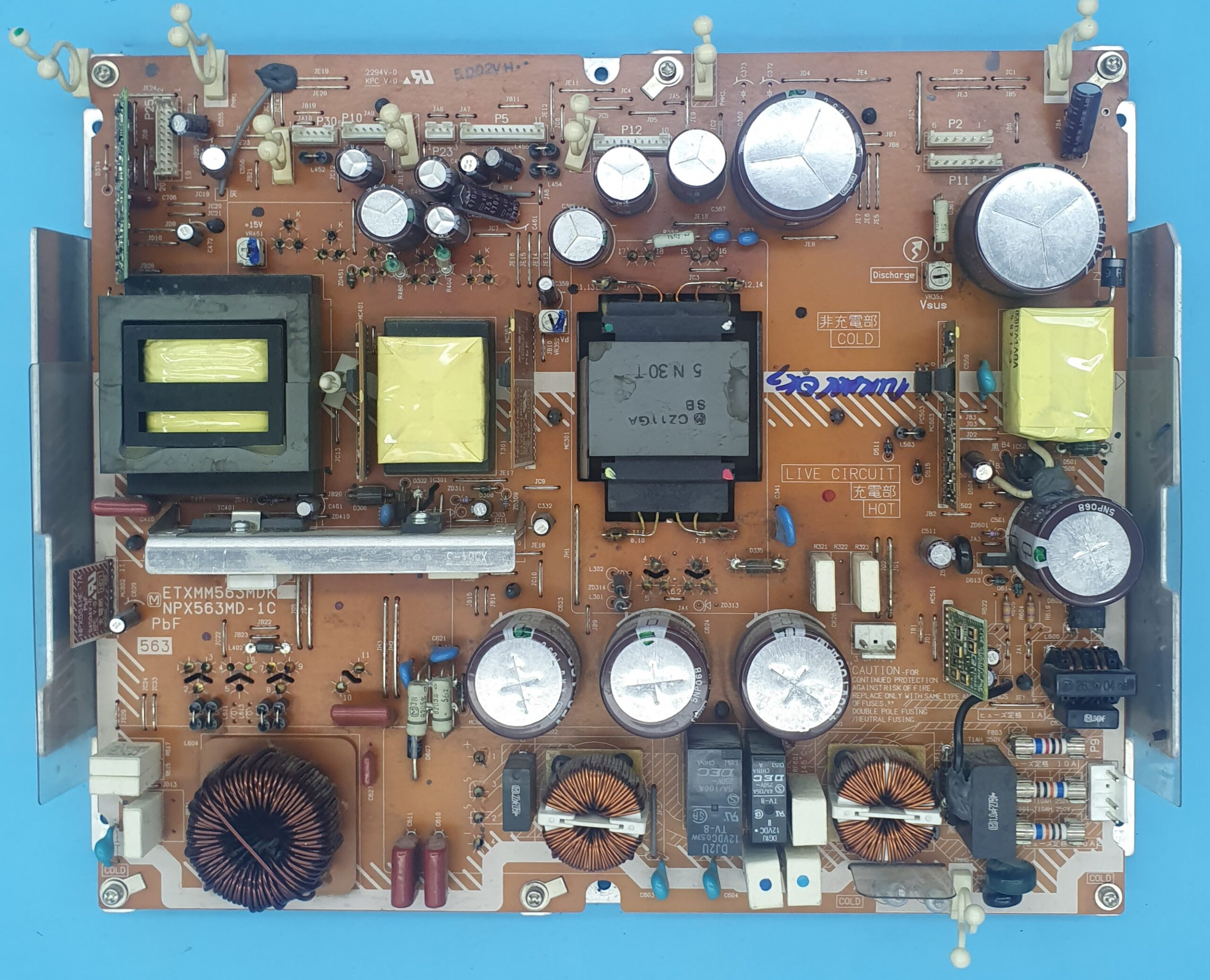 NPX563MD-1C Panasonic Power (KDV DAHİL = 130 TL)