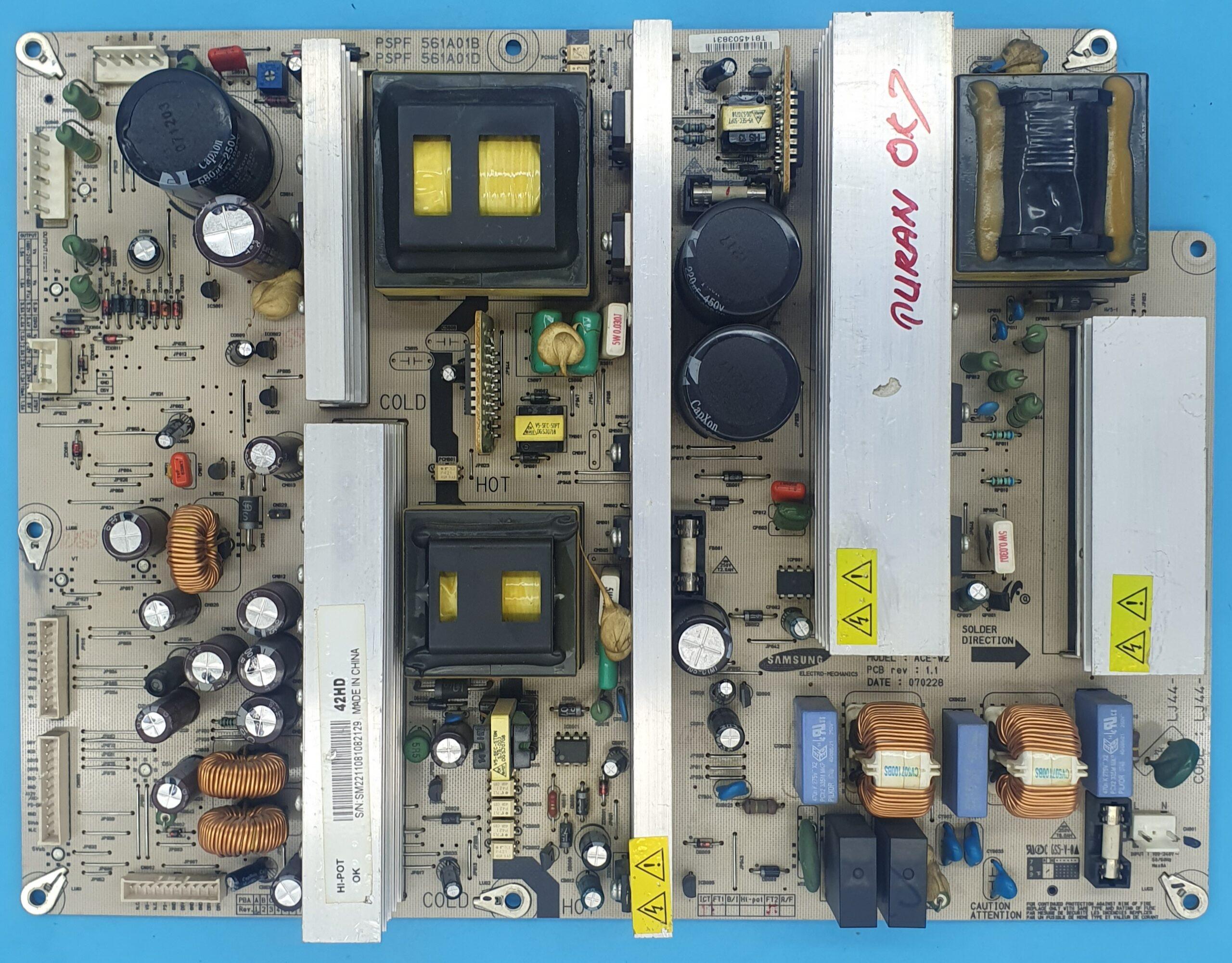 PSPF-561A01B Samsung Power (KDV DAHİL = 150 TL)