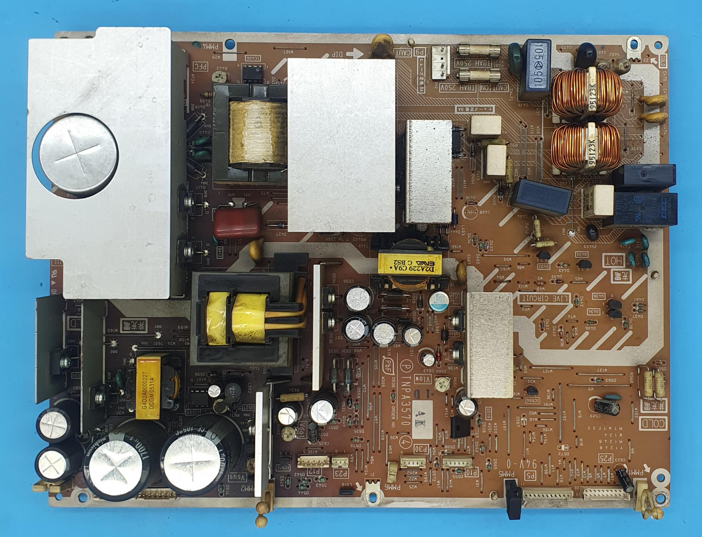 TNPA3570 Panasonic Power (KDV DAHİL = 200 TL)