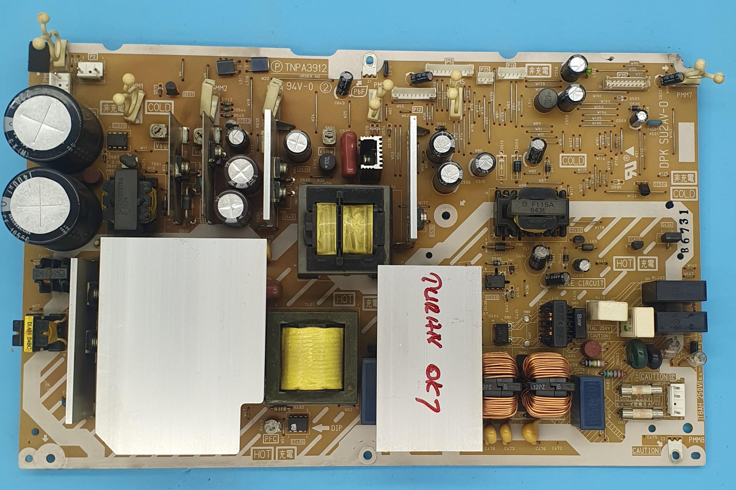 TNPA3912 Panasonic Power (KDV DAHİL = 200 TL)