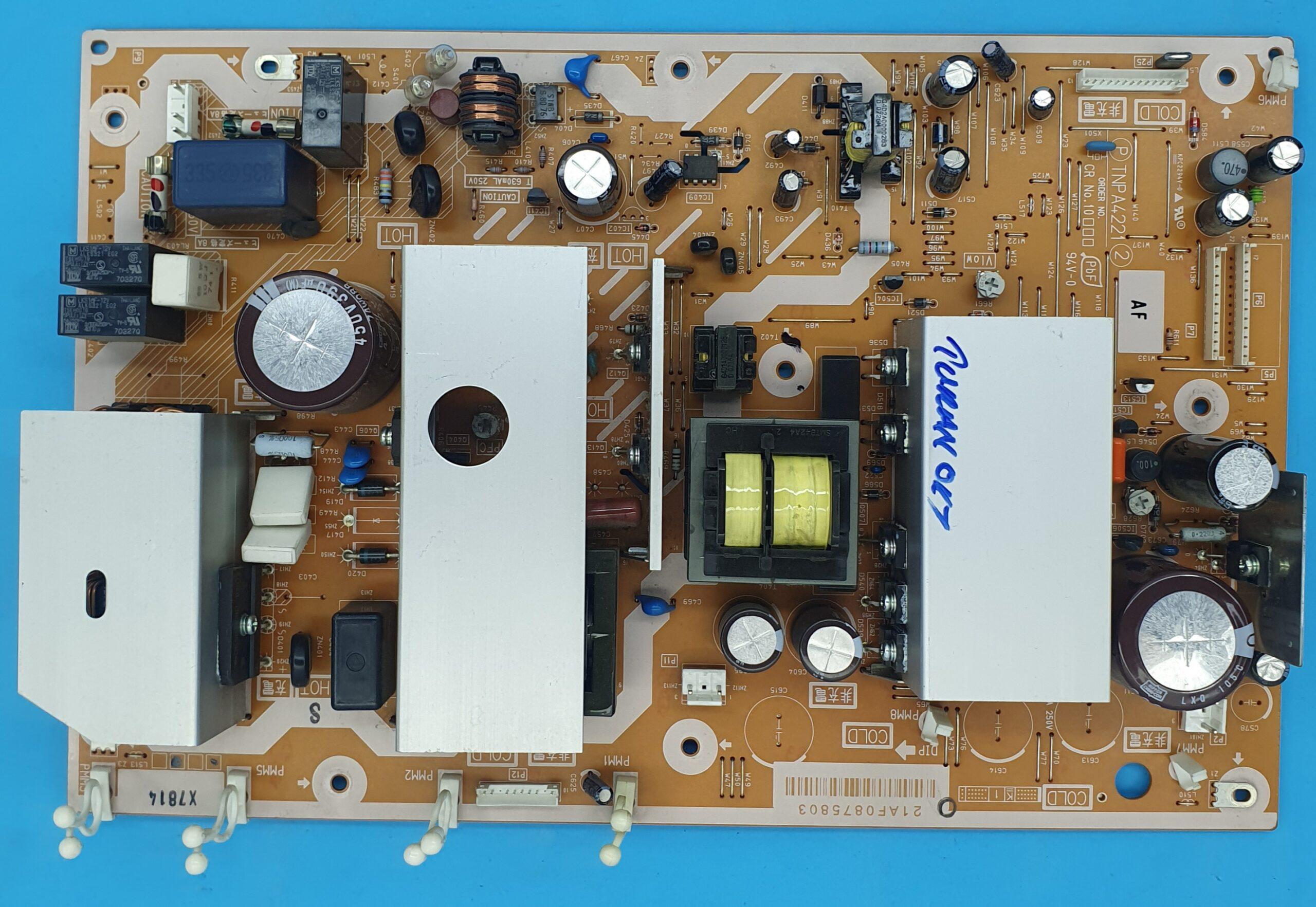 TNPA4221-2 Panasonic Power (KDV DAHİL = 130 TL)