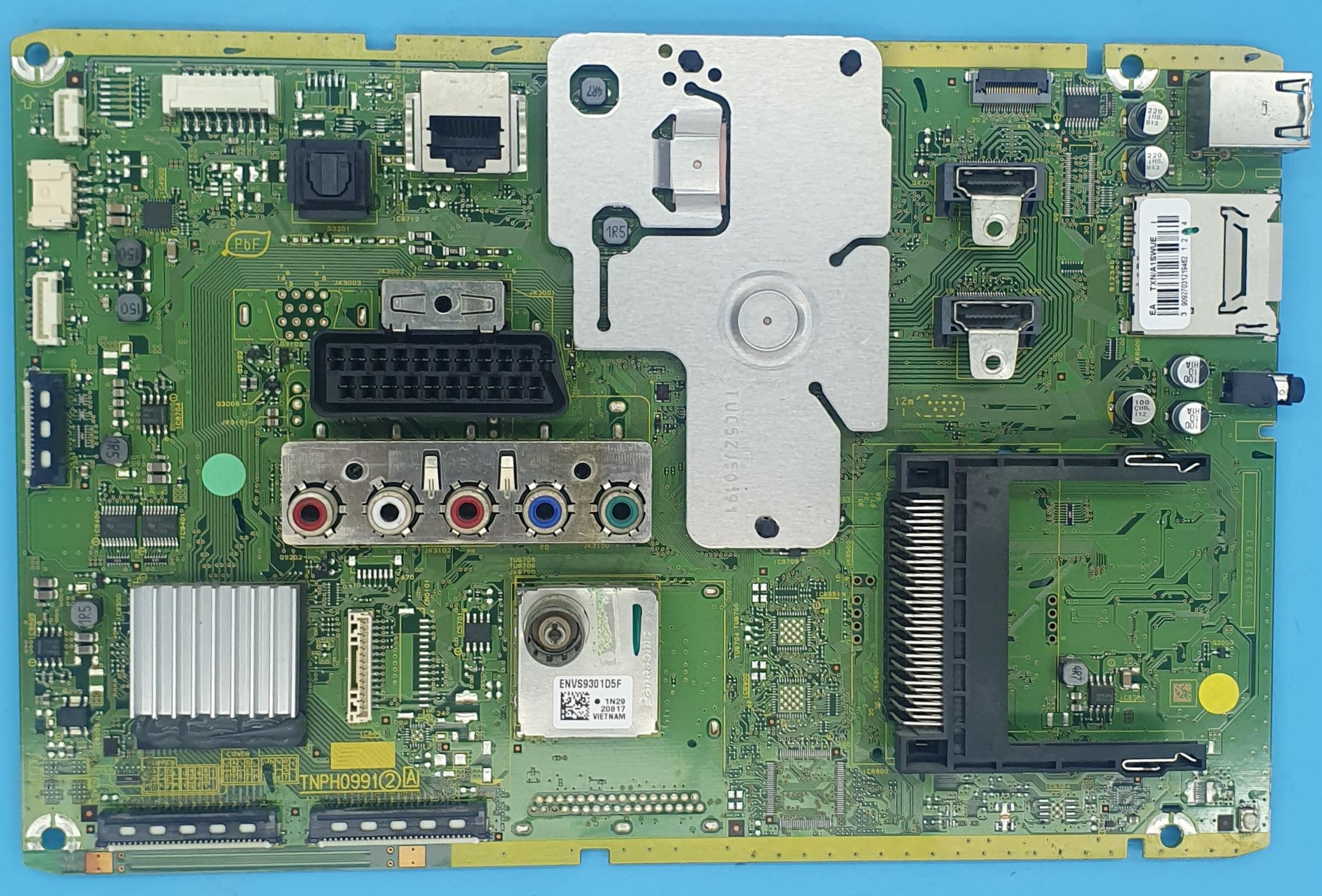 TNPH09912A Panasonic Anakart (KDV DAHİL = 200 TL)