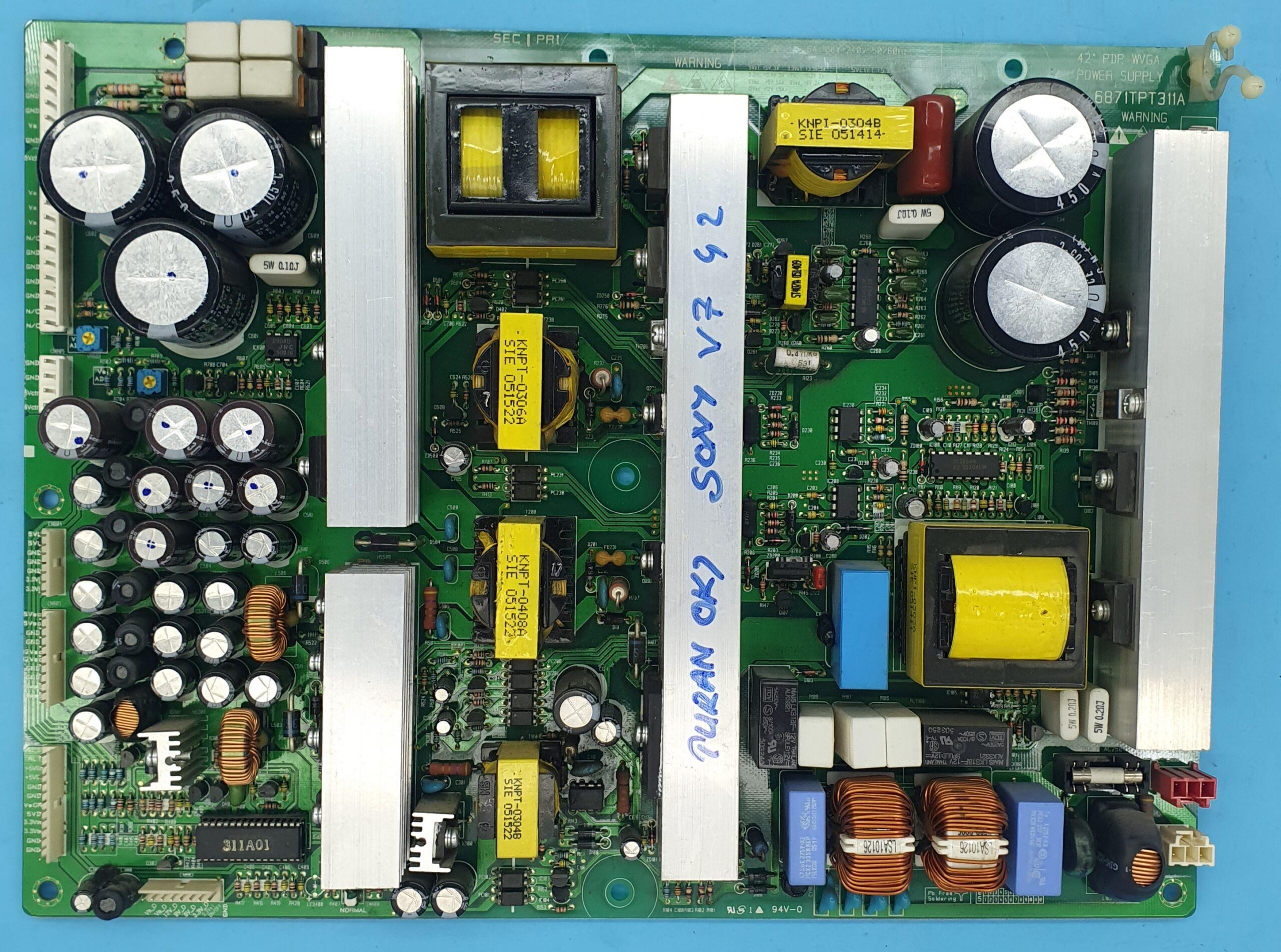 6871TPT311A Sony Power (KDV DAHİL = 200 TL)