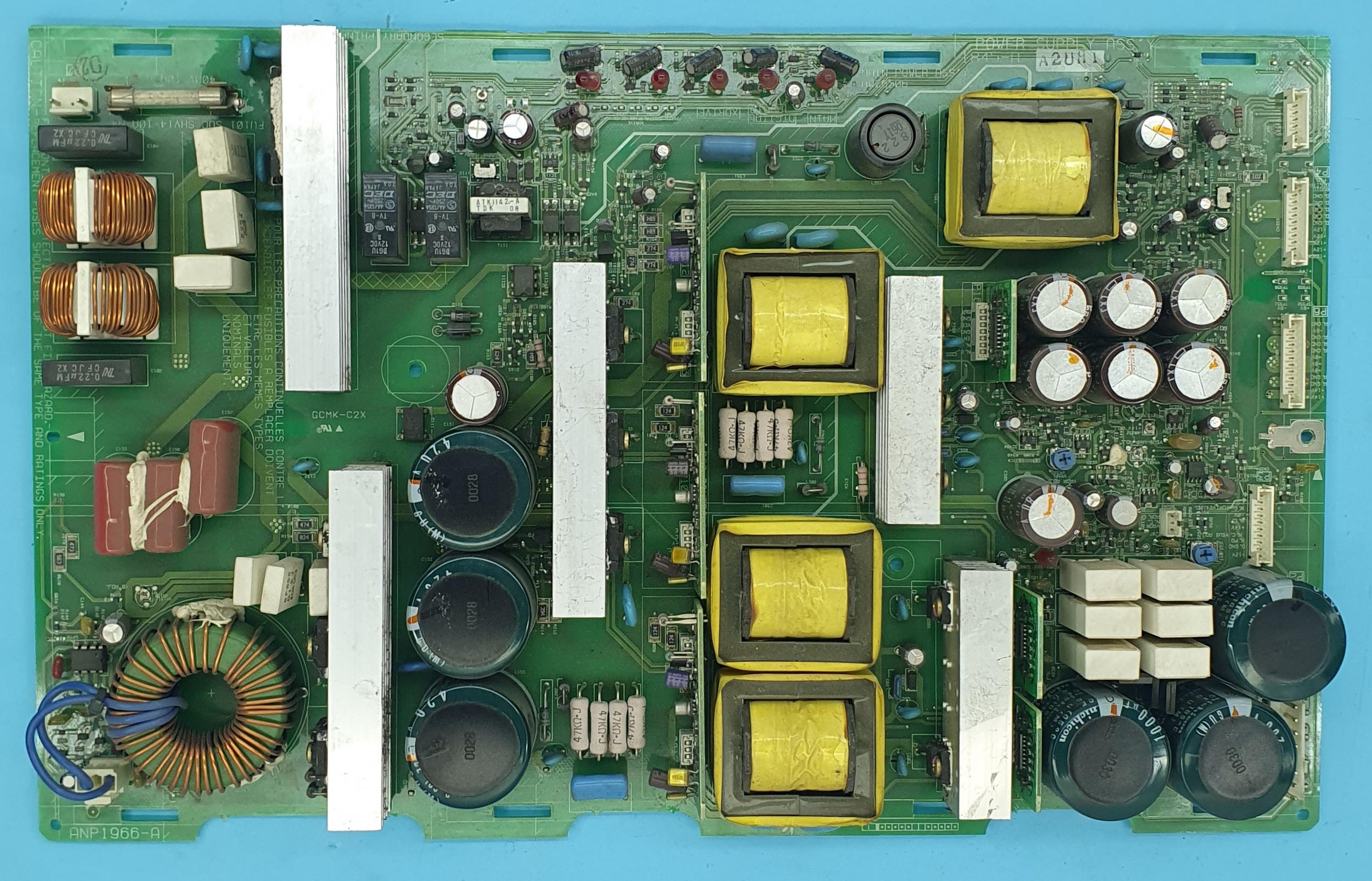 ANP1966-A Pioneer Power (KDV DAHİL = 200 TL)