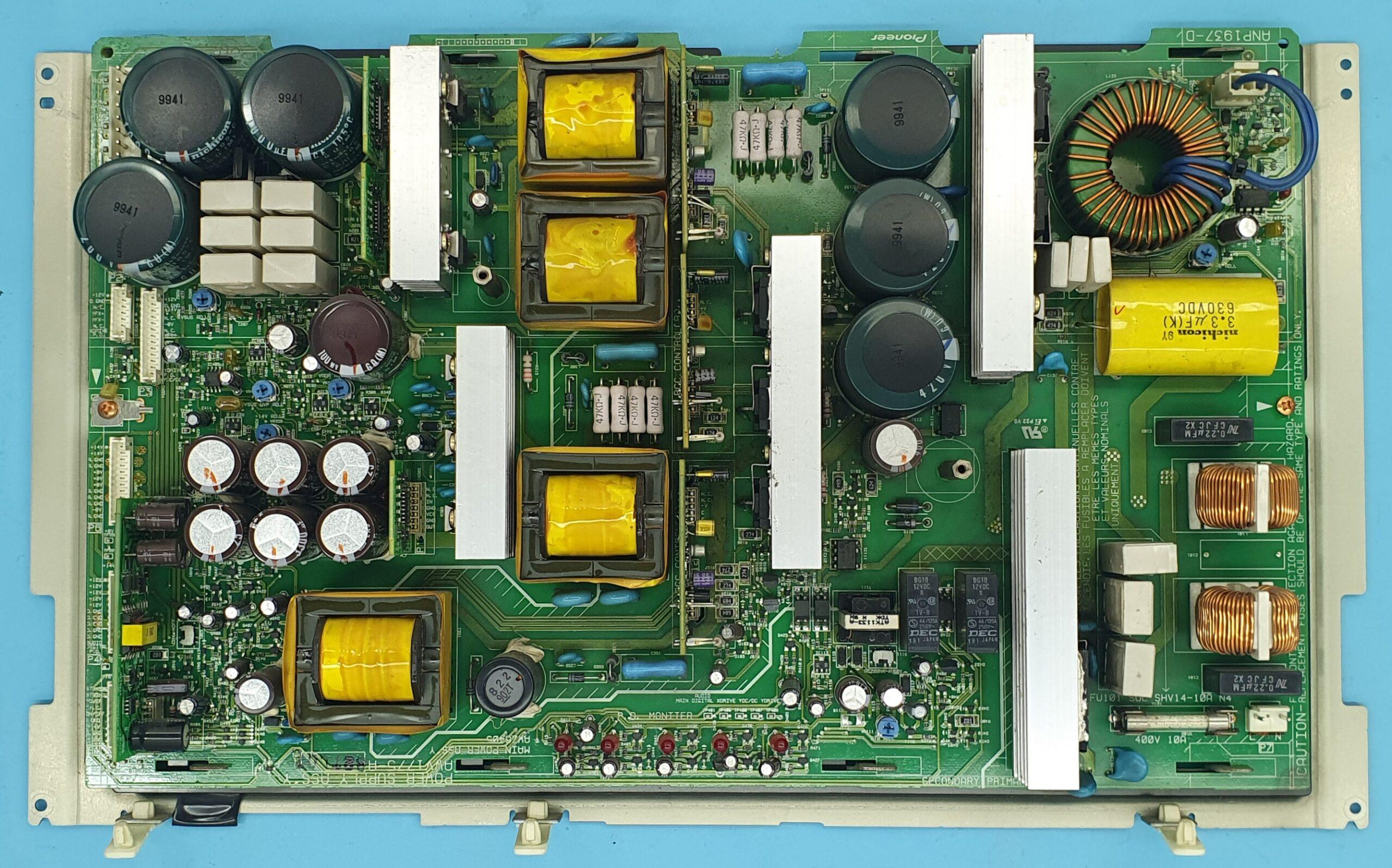 AWV1775-A Pioneer Power (KDV DAHİL = 200 TL)