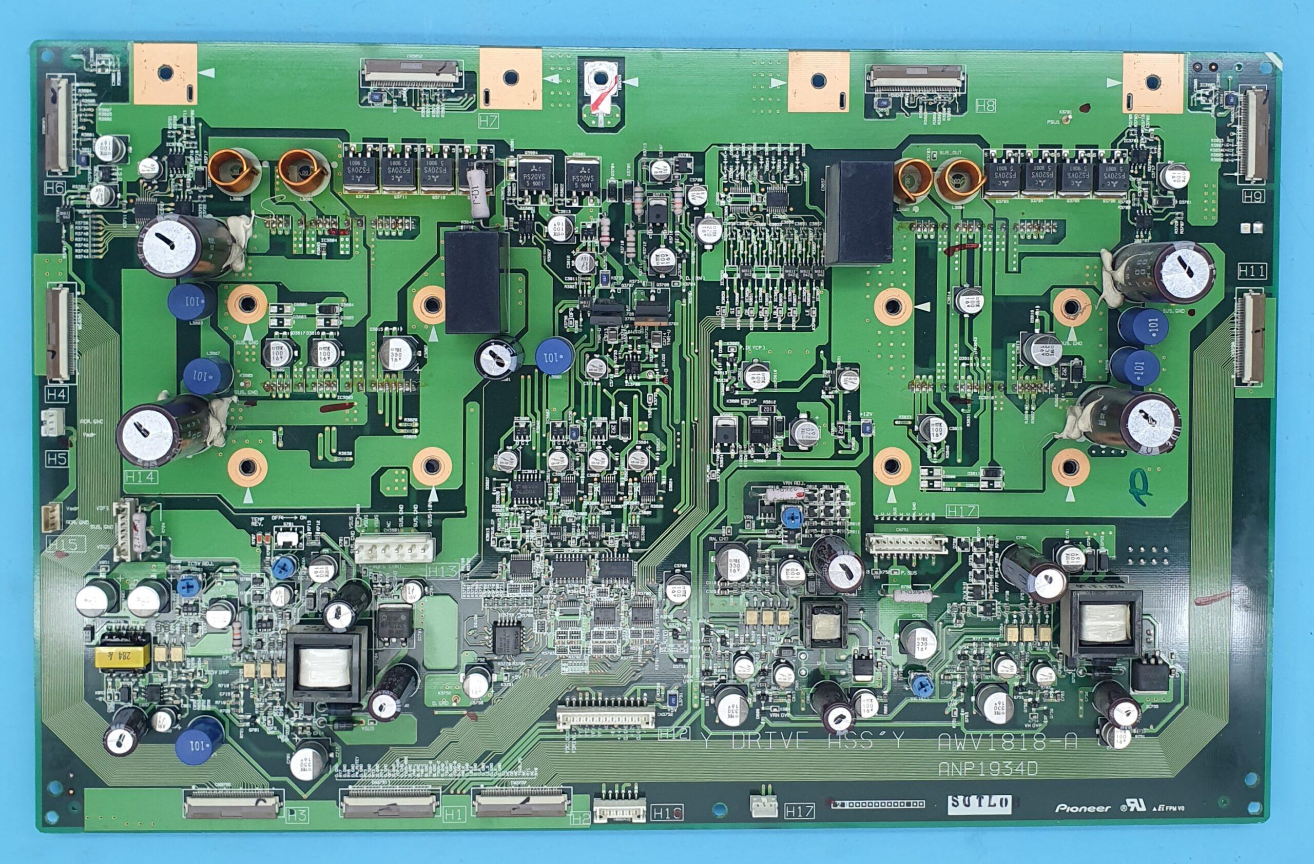AWV1818-A Pioneer Y-SUS (KDV DAHİL = 150 TL)