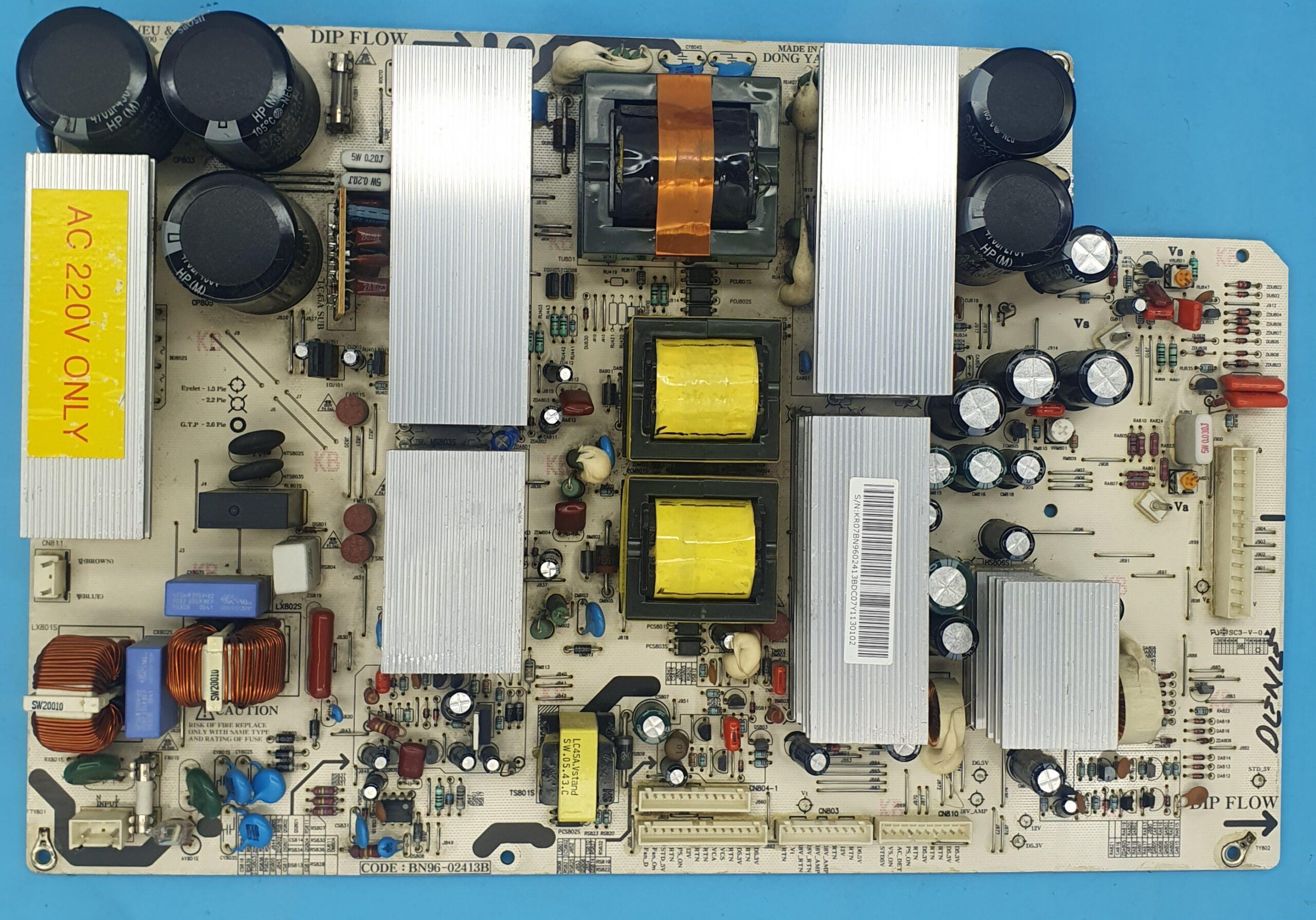 BN96-02413B Samsung Power (KDV DAHİL = 150 TL)