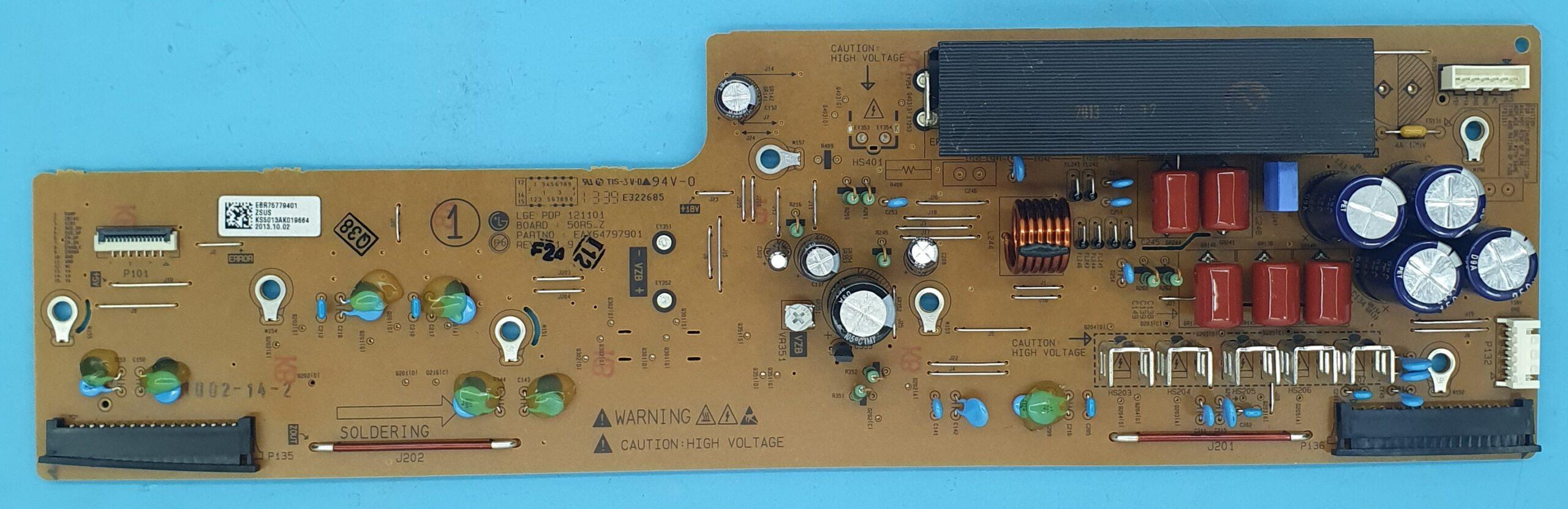 EAX64797901 LG Z-SUS (KDV DAHİL = 100 TL)