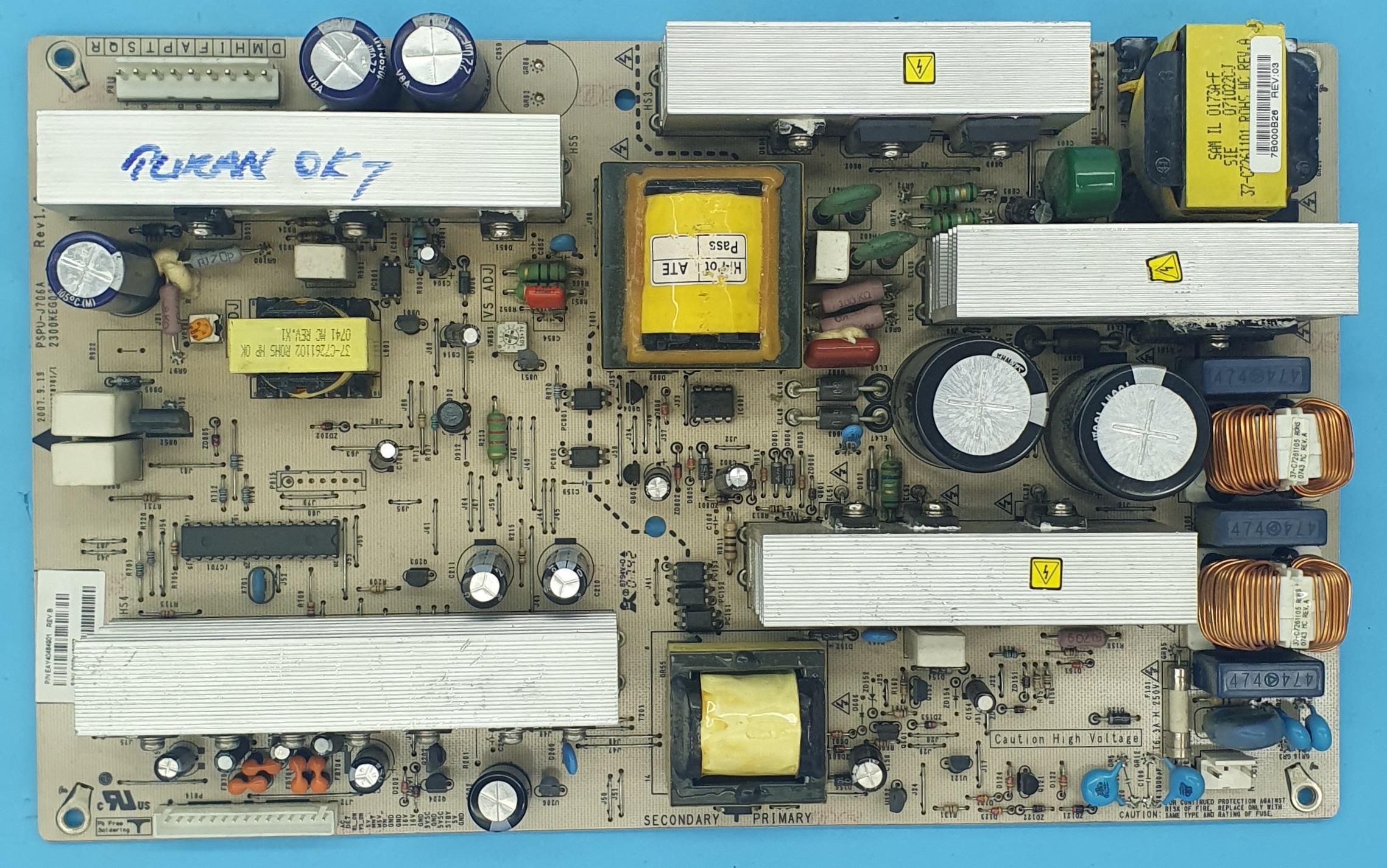 EAY40484901 LG Power (KDV DAHİL = 100 TL)
