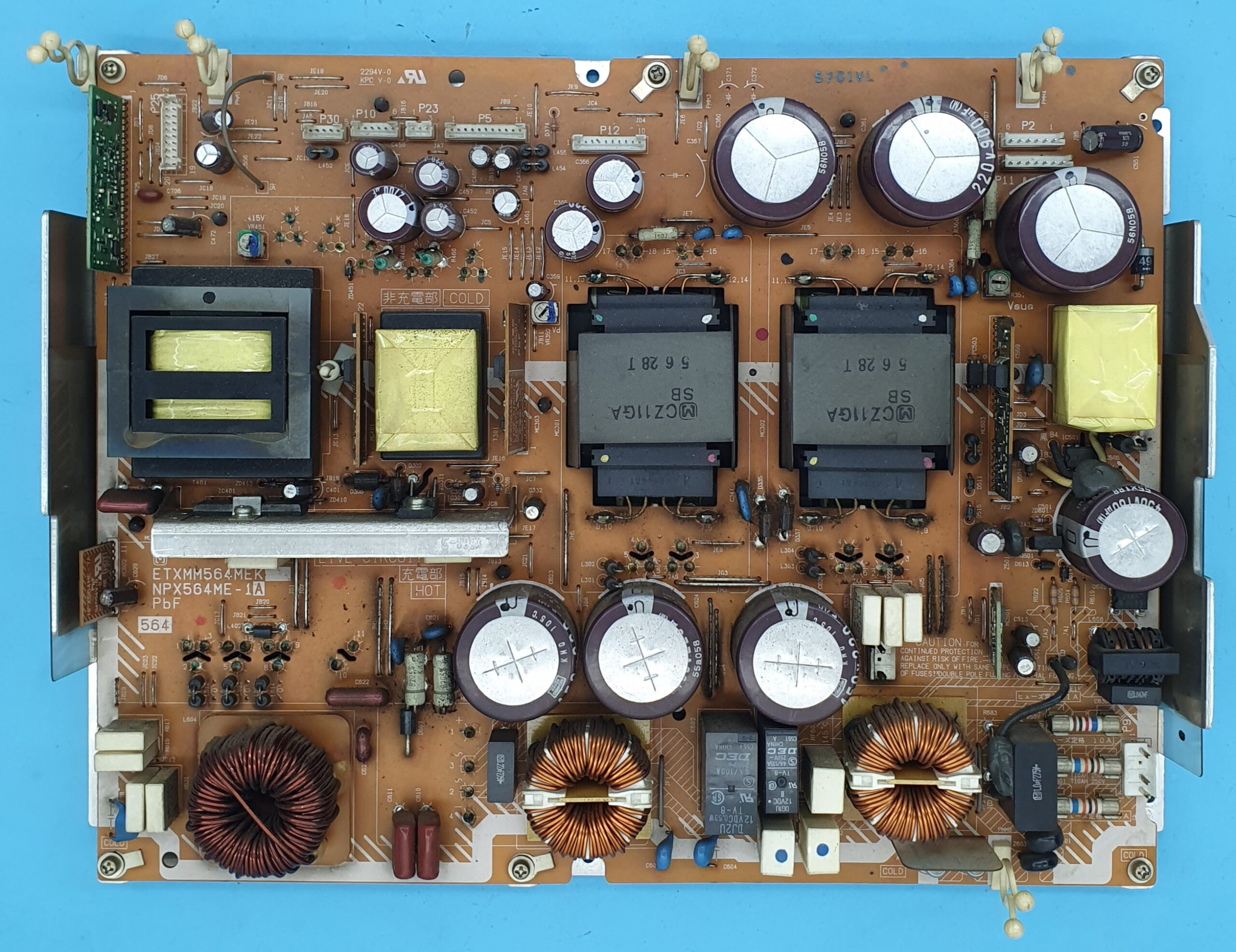 ETXMM564MEK NPX564ME-1A Panasonic Power (KDV DAHİL = 150 TL)
