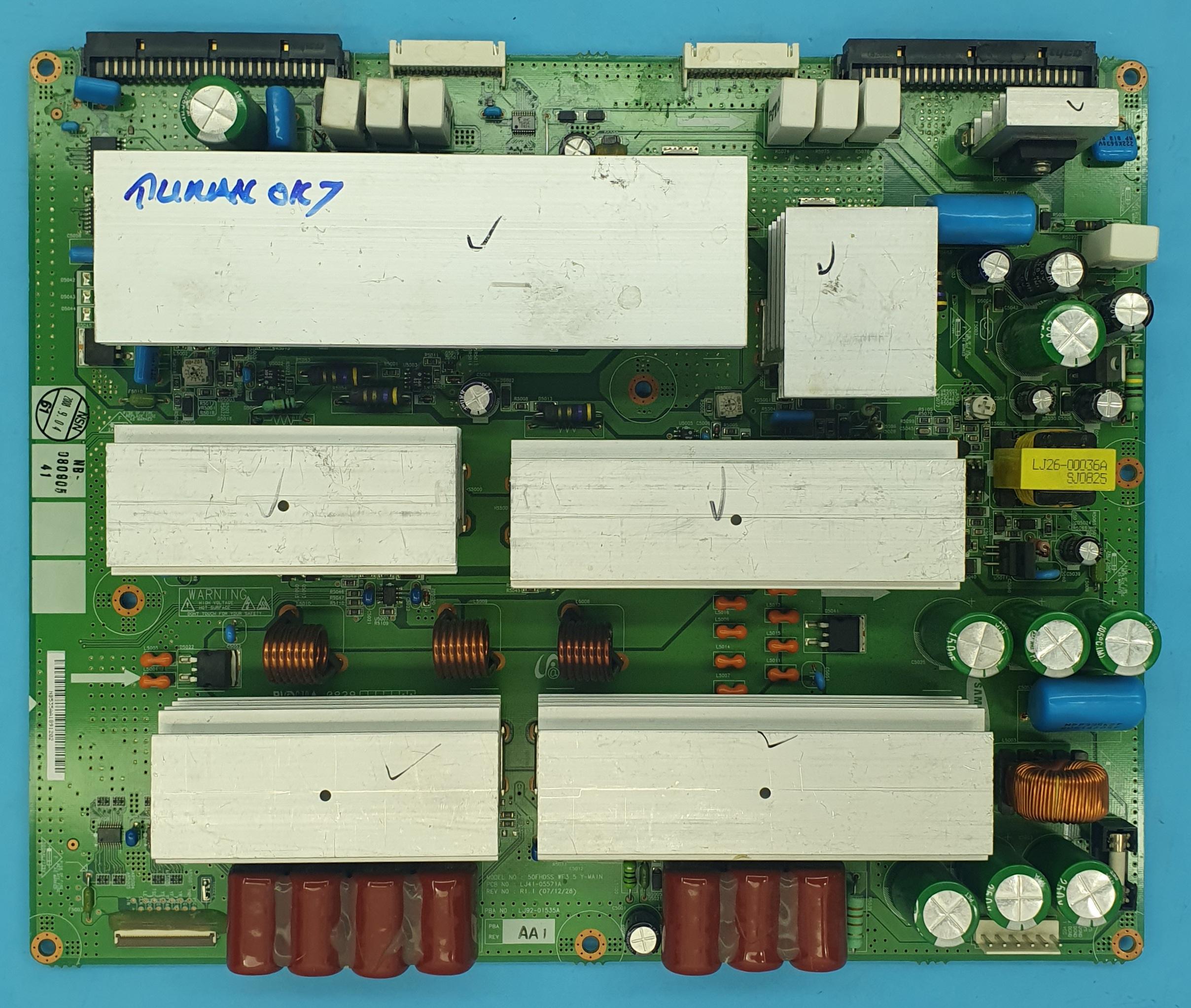 LJ41-05571A Samsung Y-SUS (KDV DAHİL = 200 TL)
