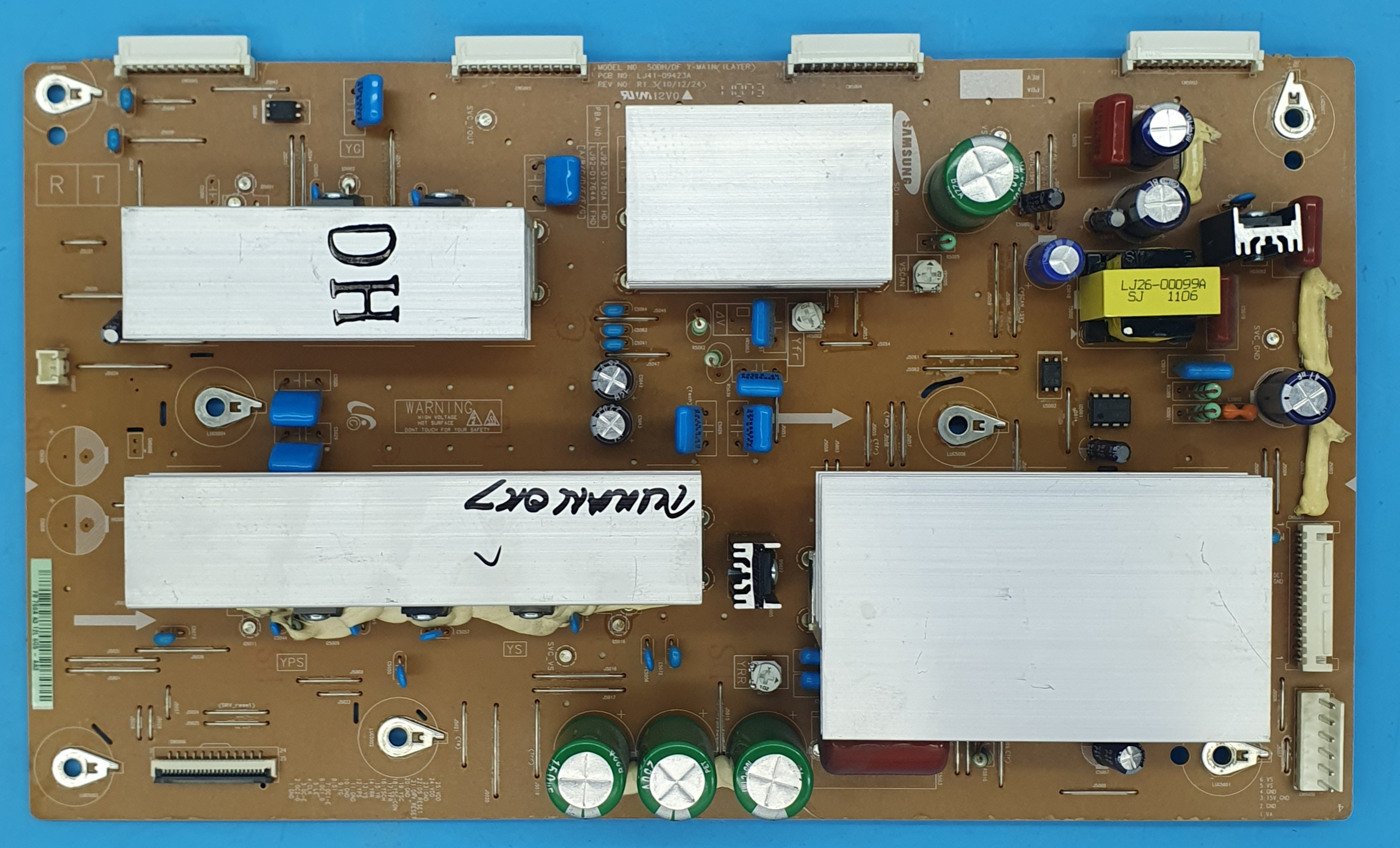 LJ41-09423A Samsung Power (KDV DAHİL = 150 TL)
