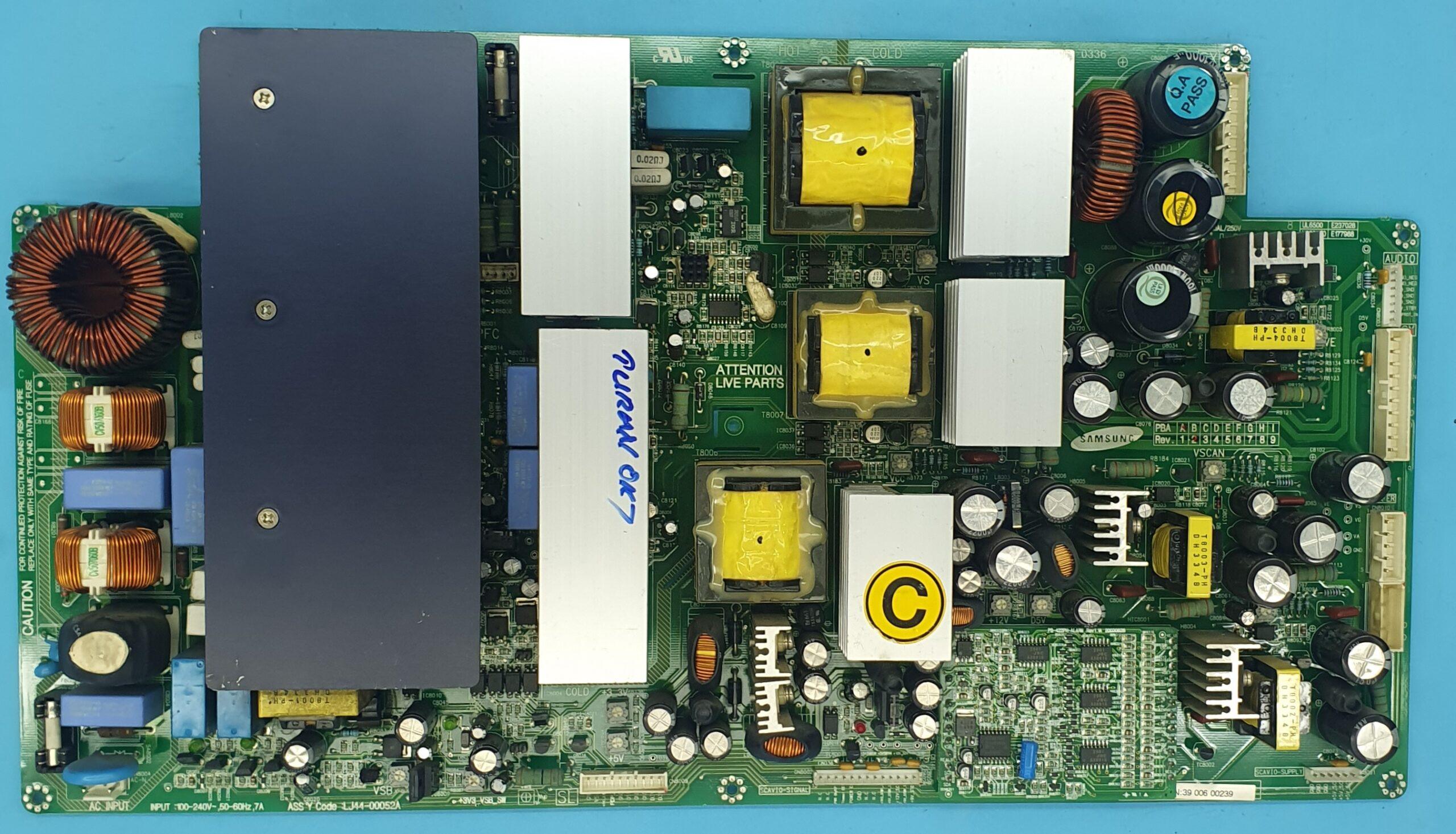 LJ44-00052A,PS-422-CR Philips Anakart (KDV DAHİL = 200 TL)