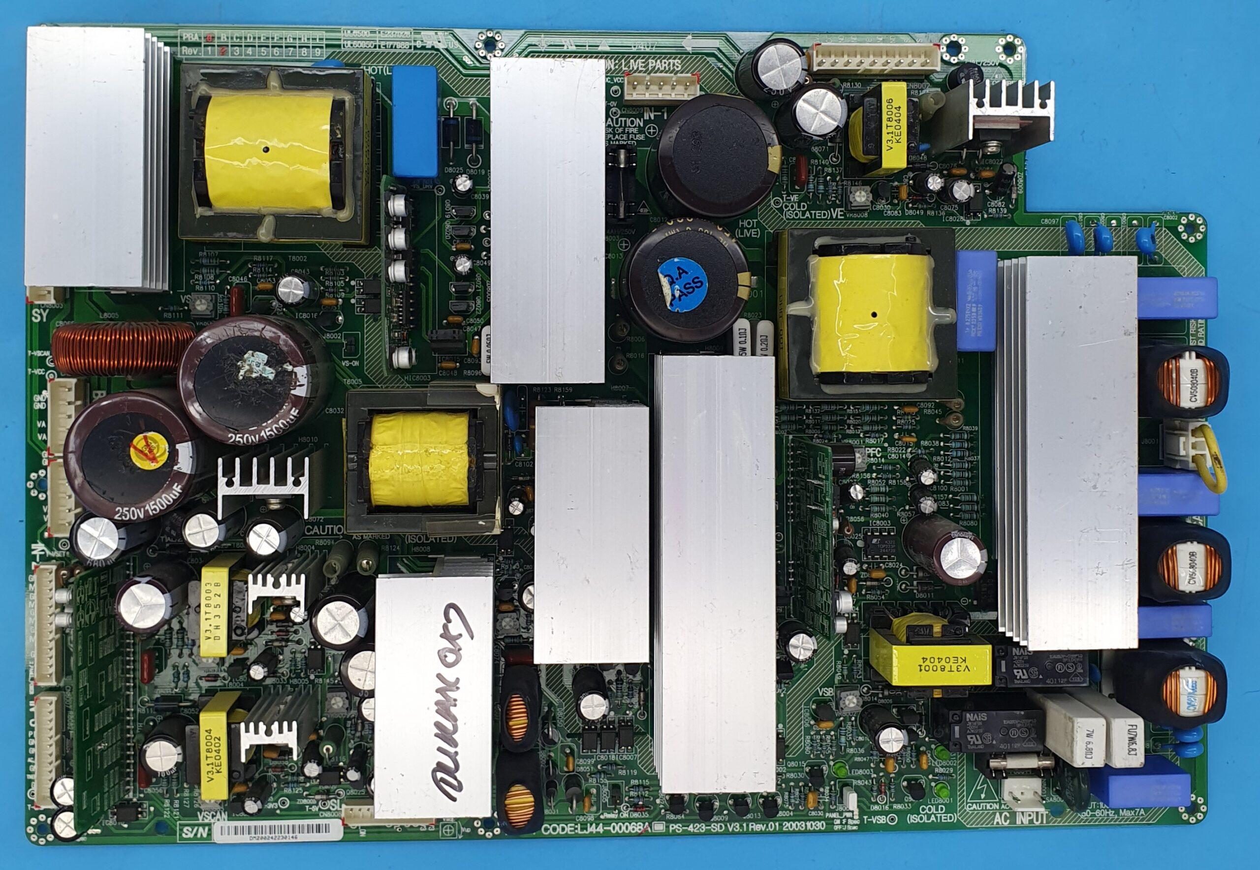 LJ44-00068A Samsung Power (KDV DAHİL = 180 TL)